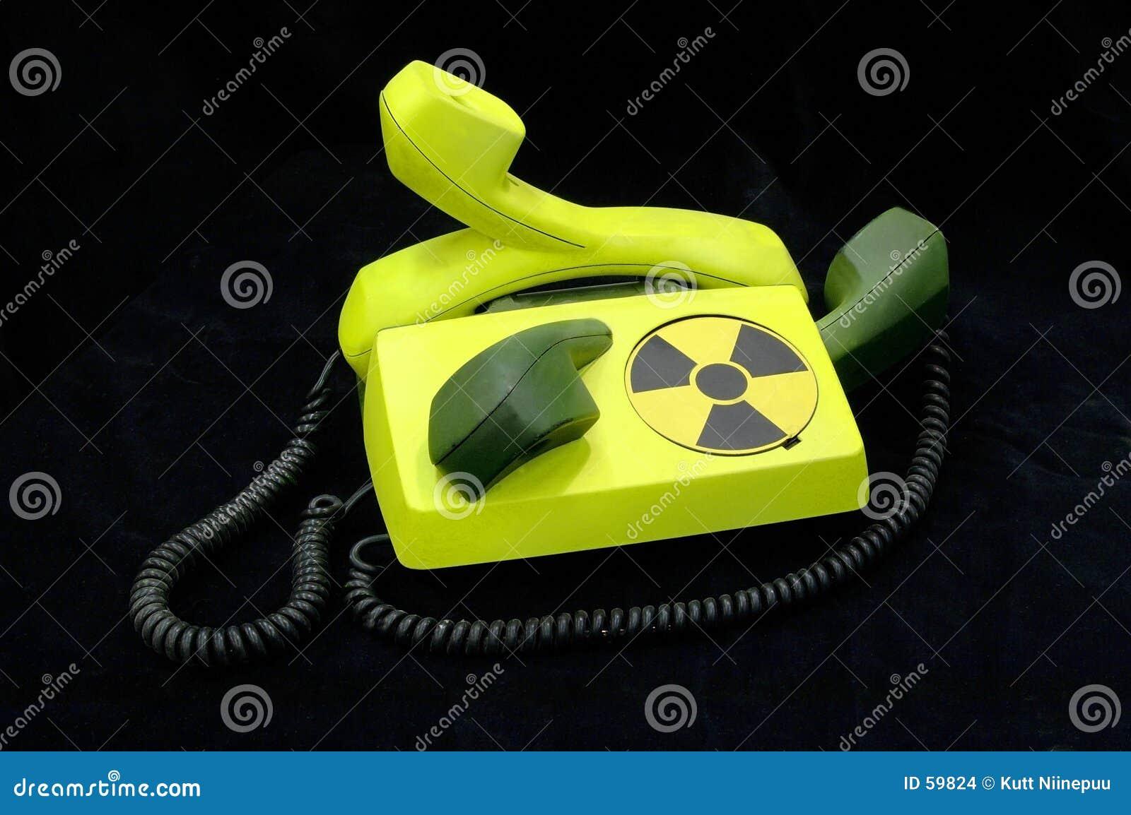 Teléfono transformado