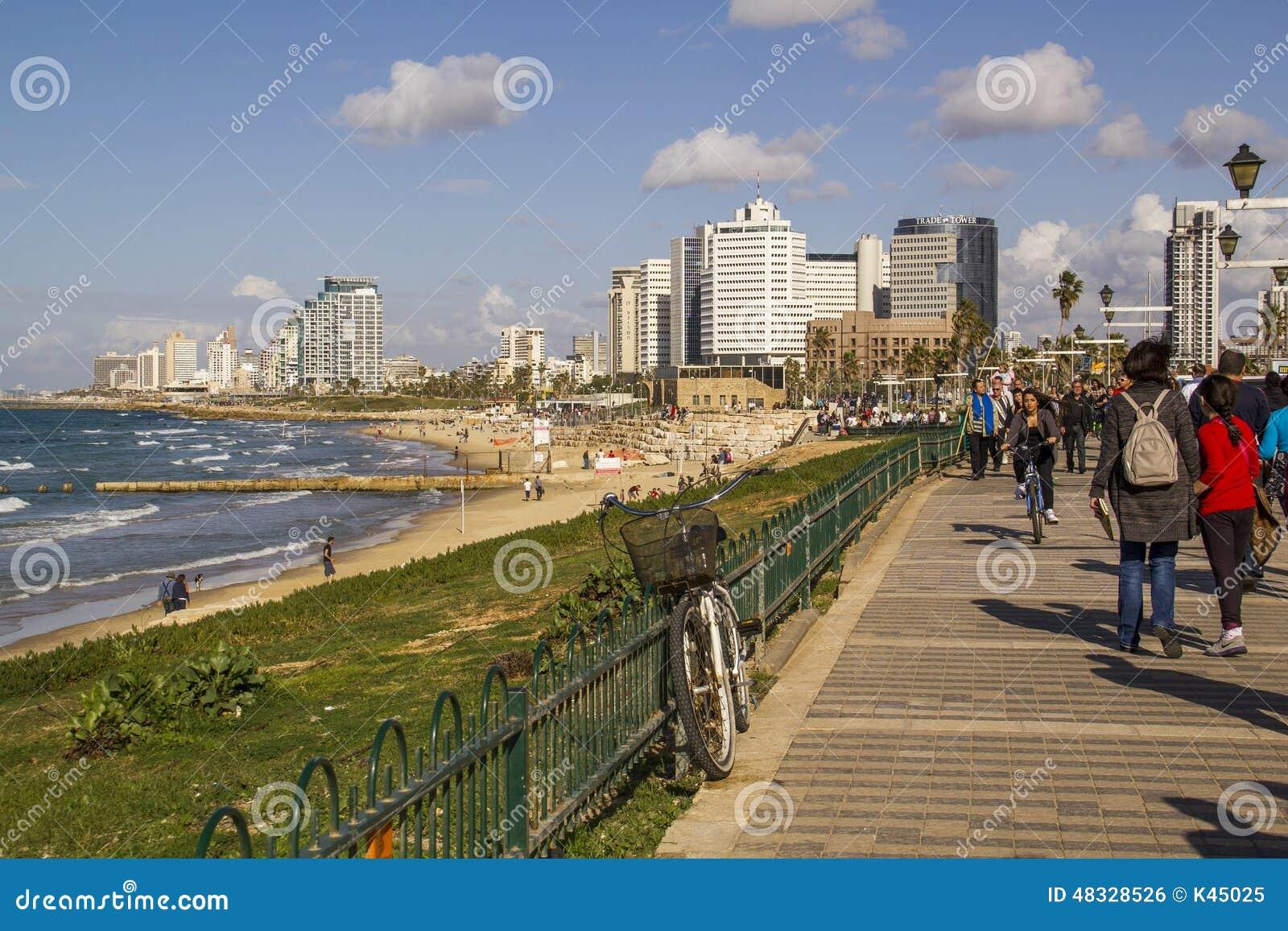 Tel Aviv-贾法角散步 以色列