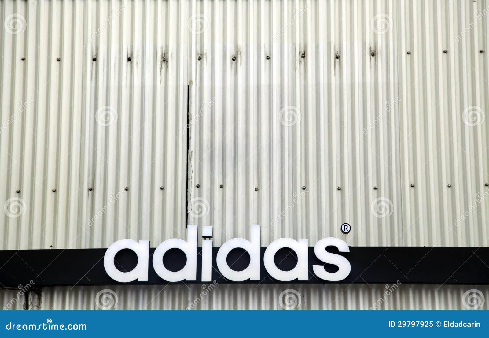 Adidas Grunge editorial image  Image of modern, winter