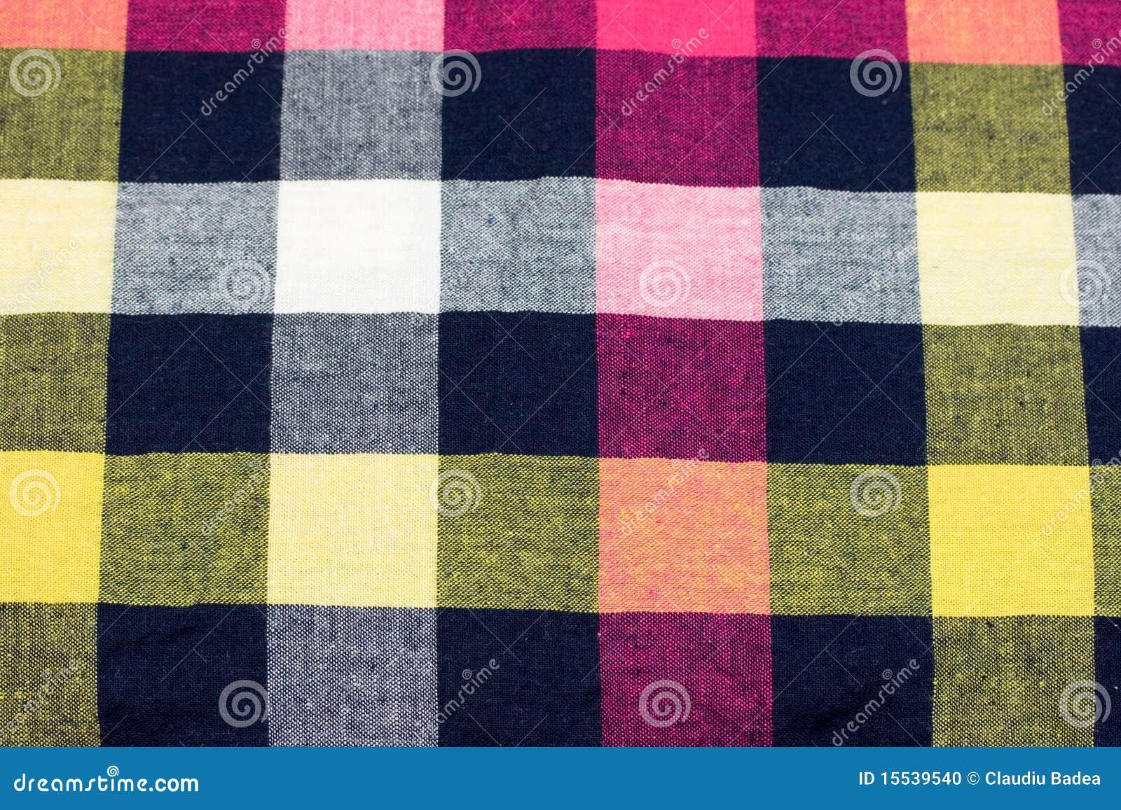 Tela Checkered