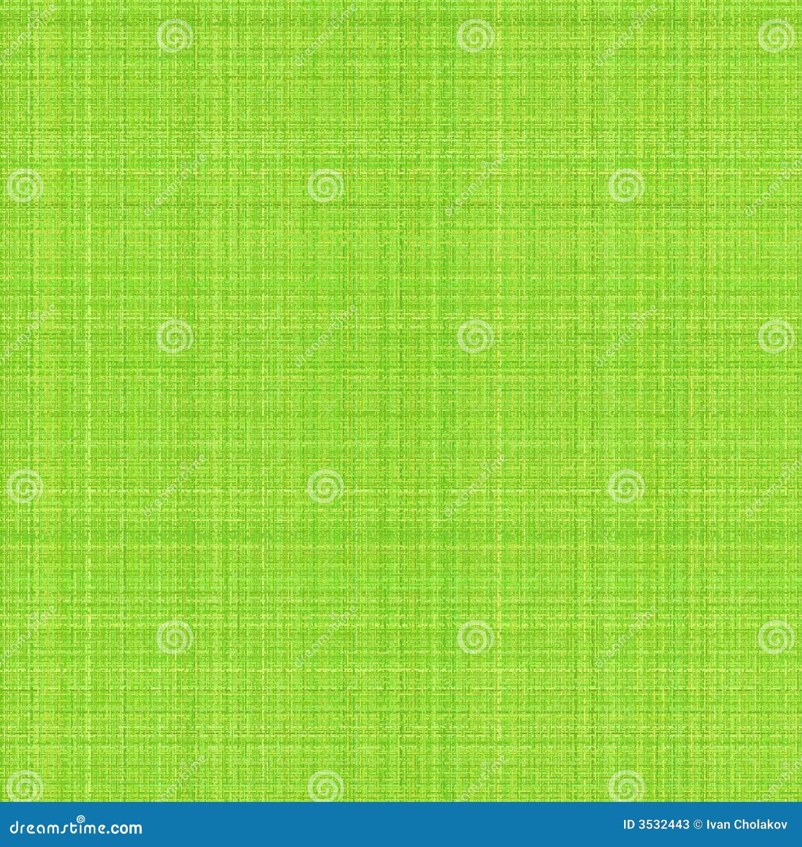 Tela di canapa verde