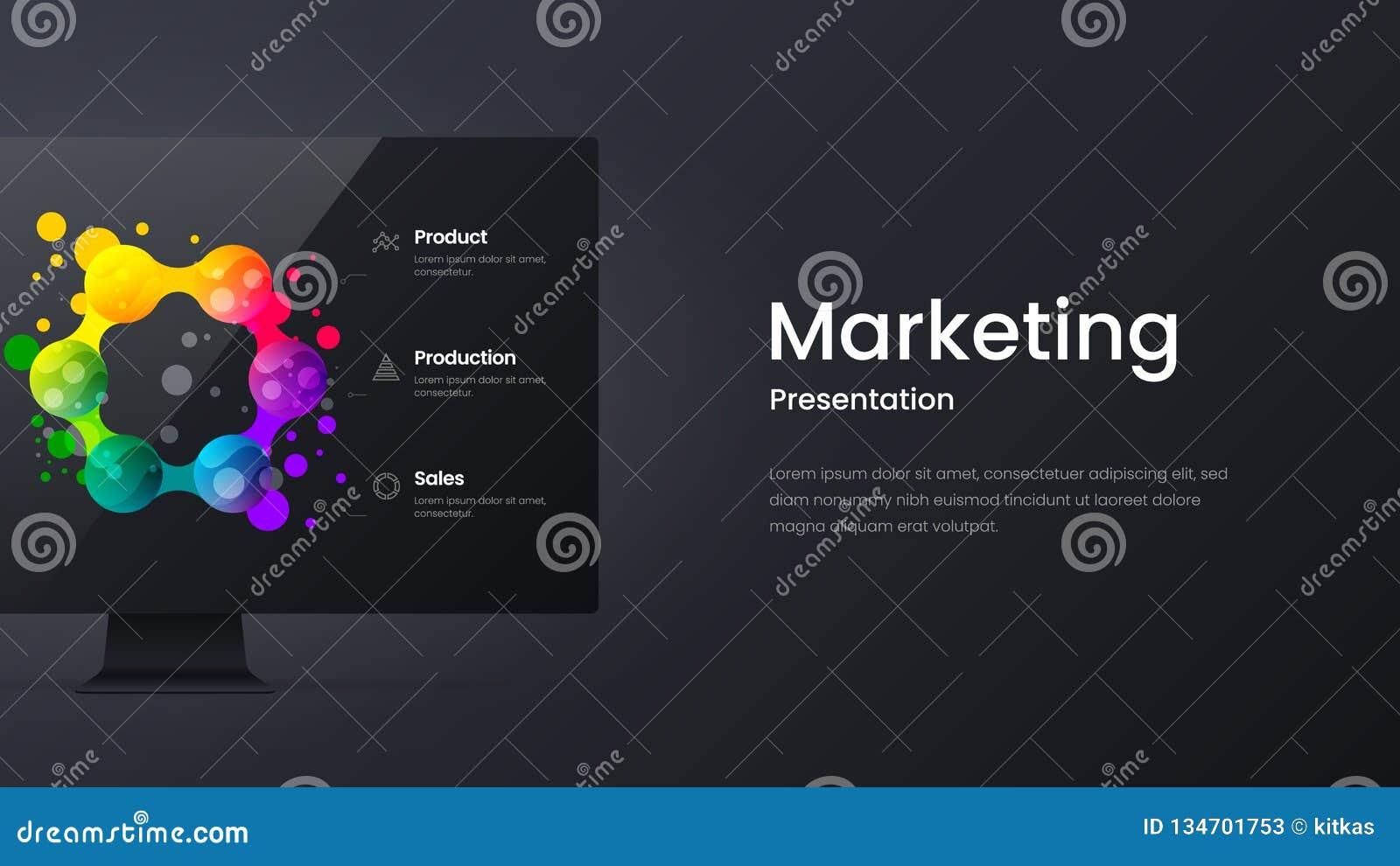 Tela horizontal do Web site para o desenvolvimento de projeto responsivo do design web Zombaria do monitor acima da disposição br