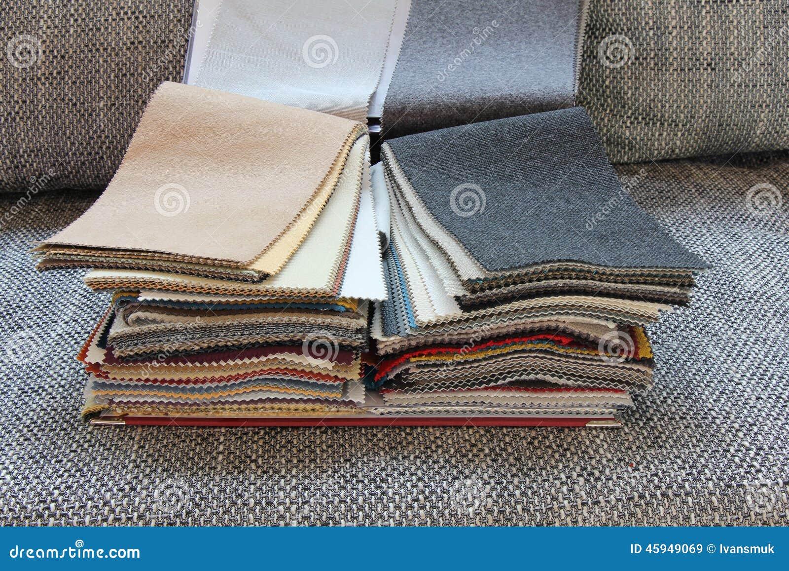 Tela para la tapicería los muebles