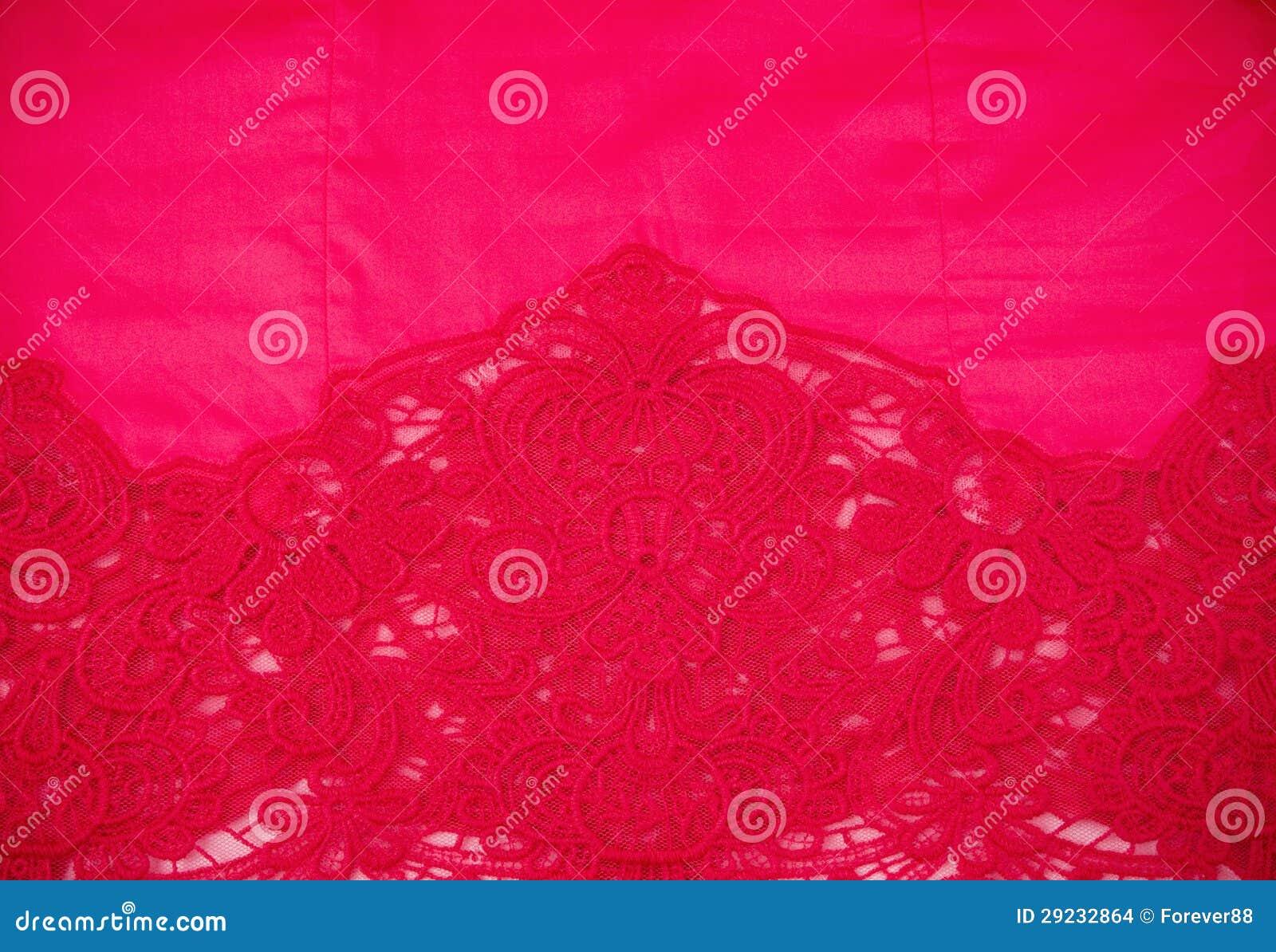 Download Tela Vermelha Com Ornamento Foto de Stock - Imagem de fundo, decorativo: 29232864