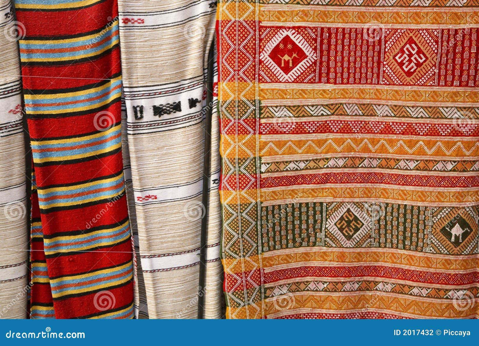 telas marroqu es fotograf a de archivo imagen 2017432 On telas marroquies