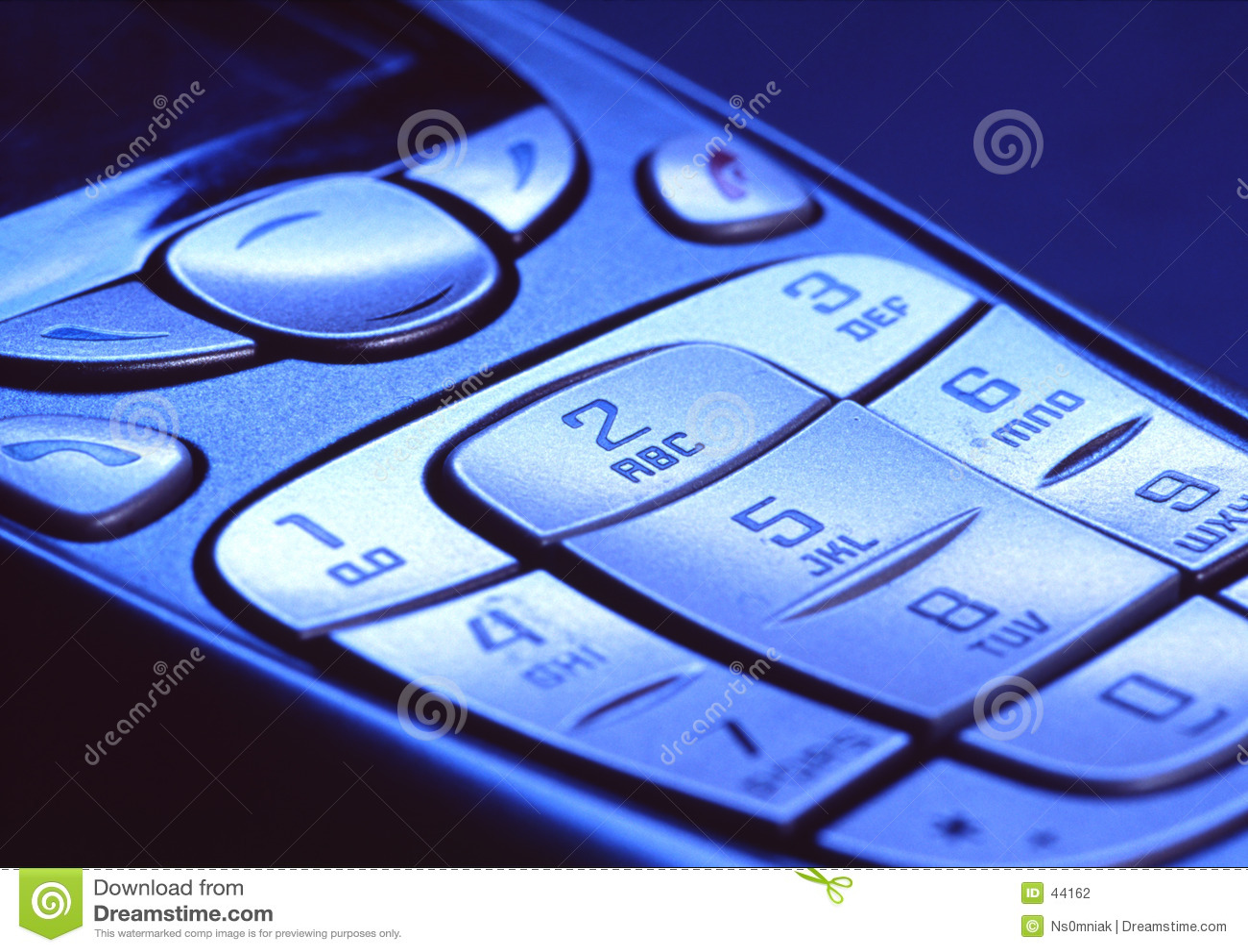 Download Telclado numérico foto de archivo. Imagen de comunicación - 44162