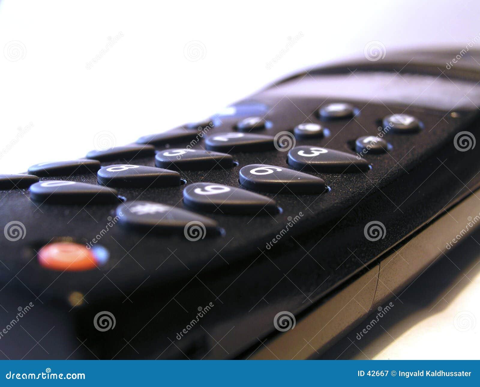 Download Telclado Numérico Del Teléfono Imagen de archivo - Imagen de botones, wireless: 42667