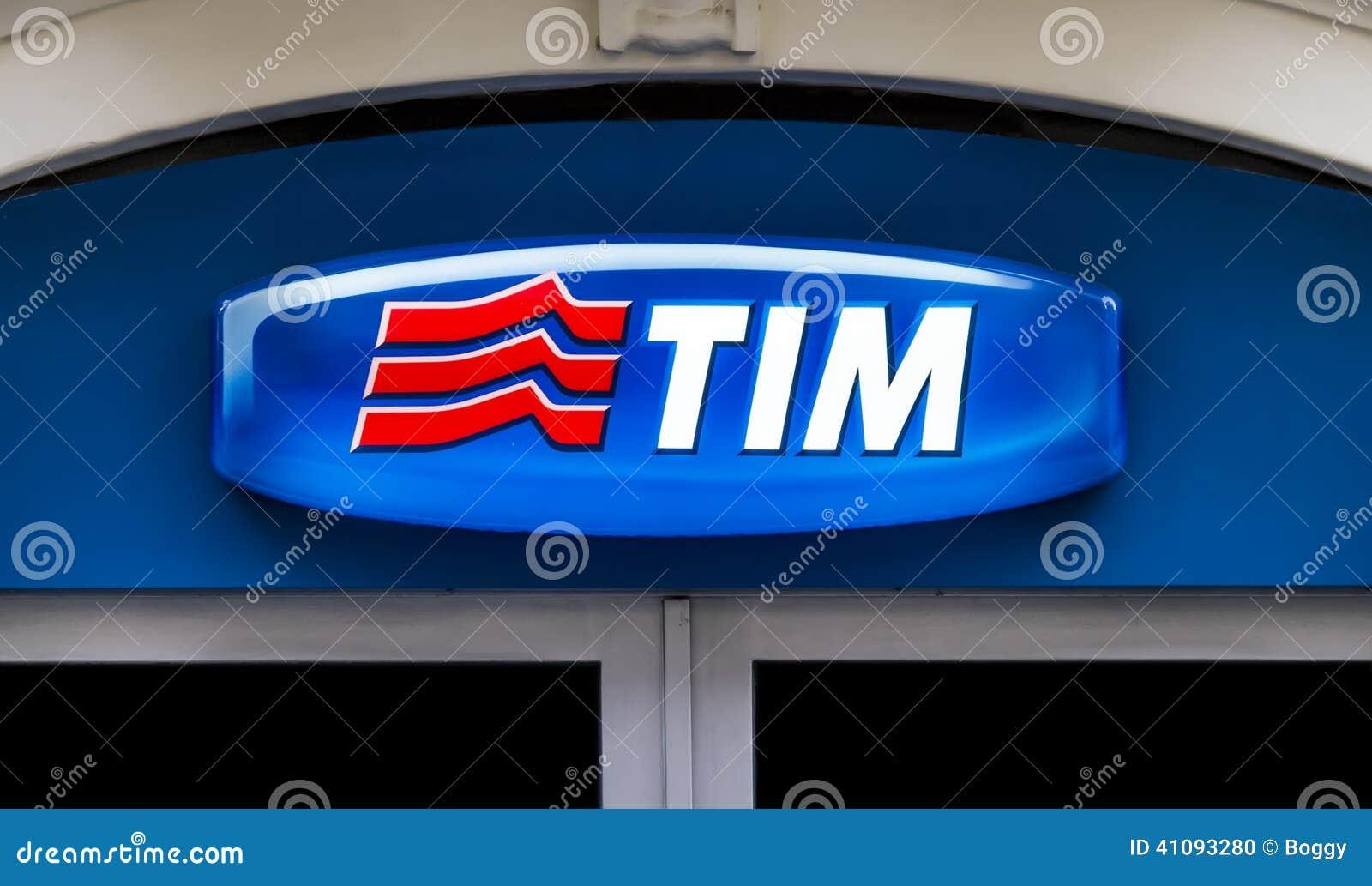 Telecom italia mobile editorial image image 41093280 for Italia mobile