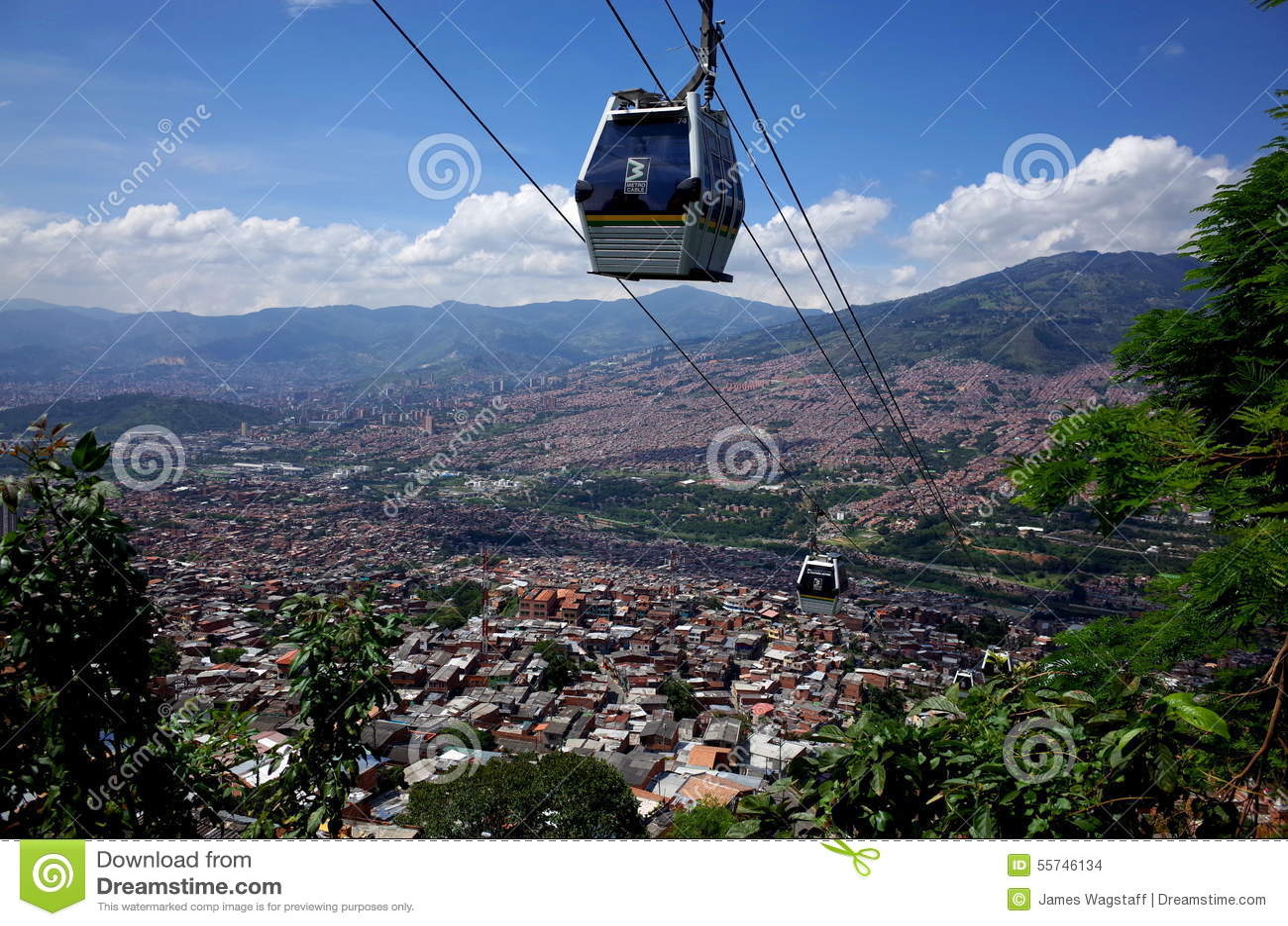 Teleférico de Medellin