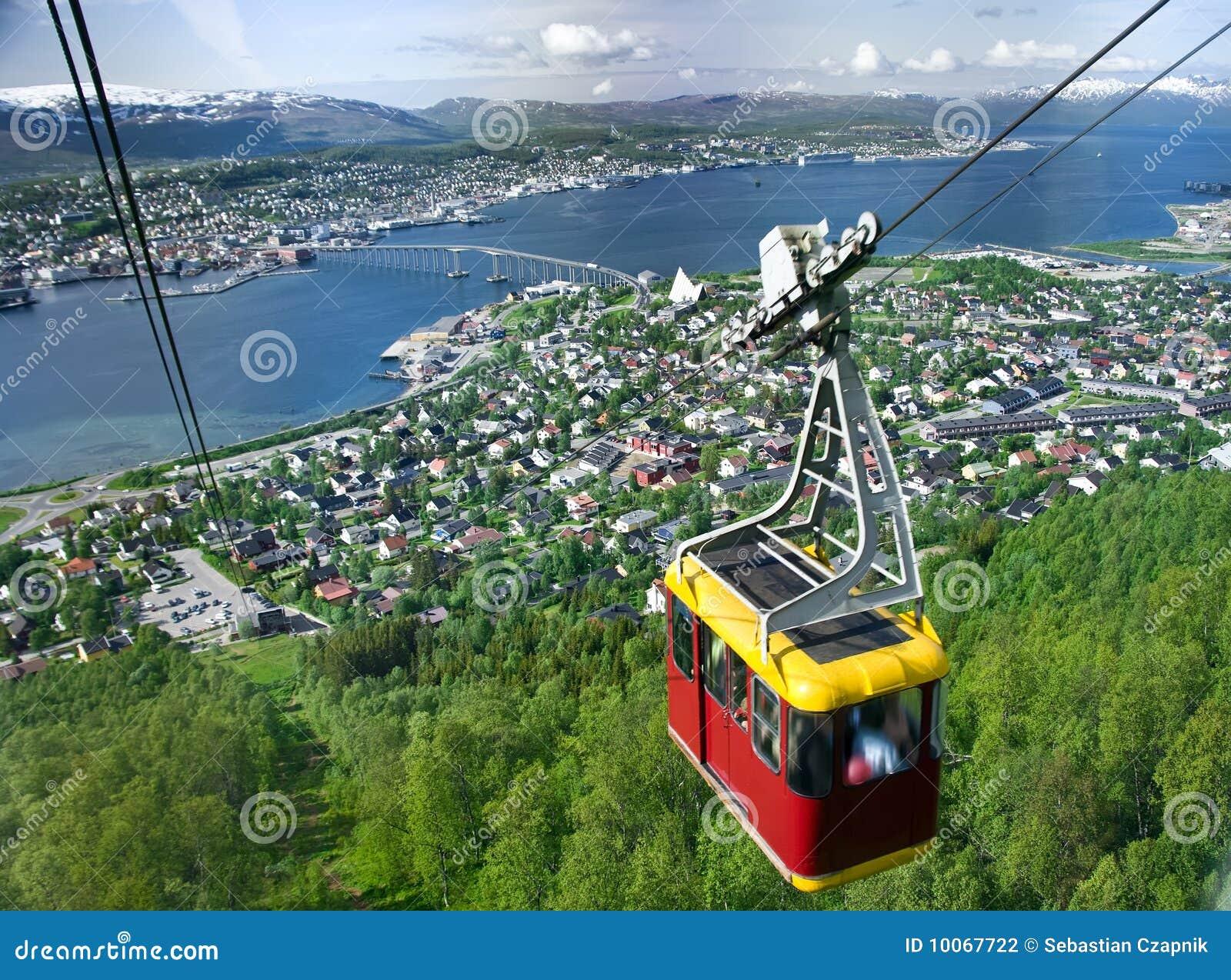 Teleférico de Tromso