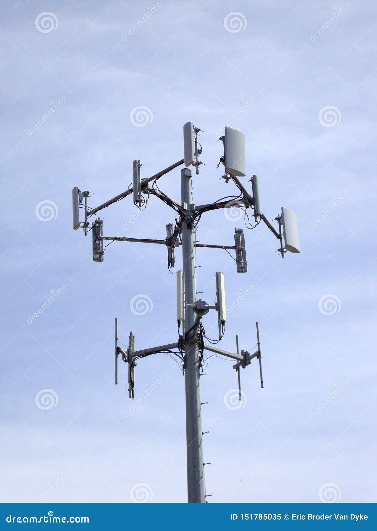 Telefonów komórkowych dane Komunikacyjny wierza