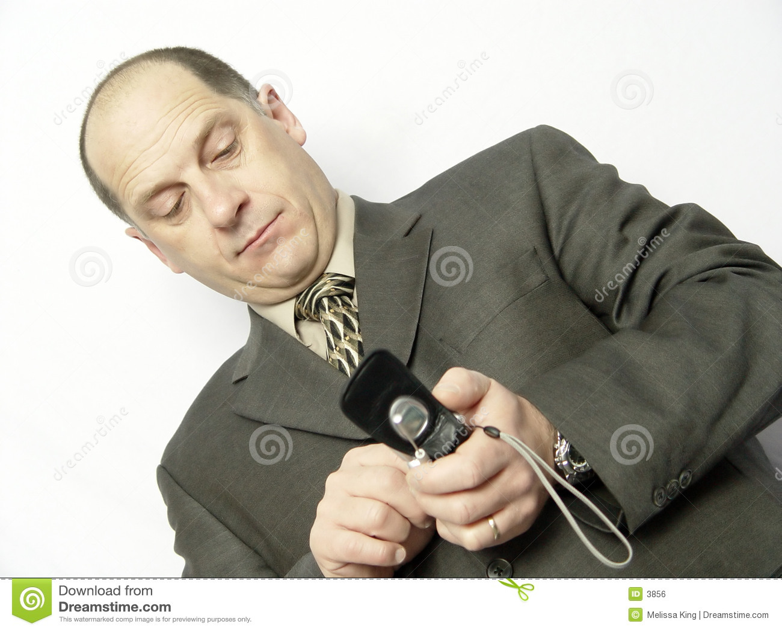 Telefon biznesmena