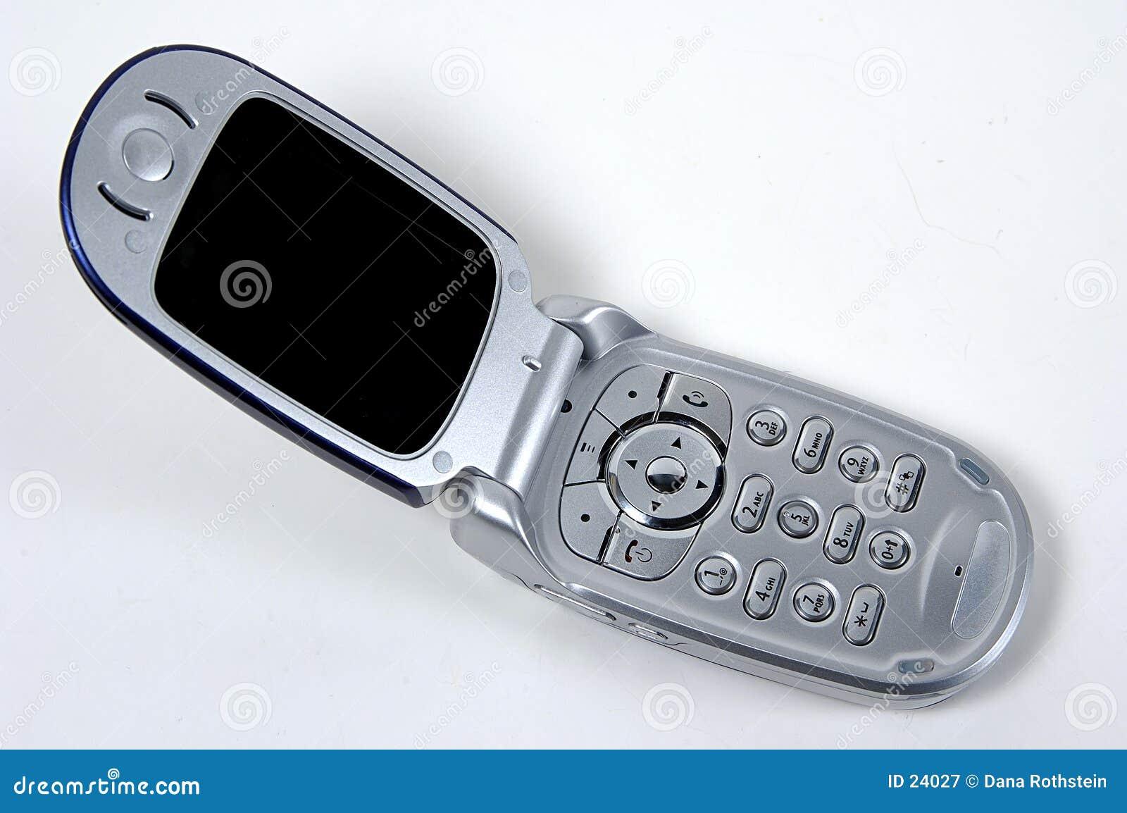 Telefon för 2 flip