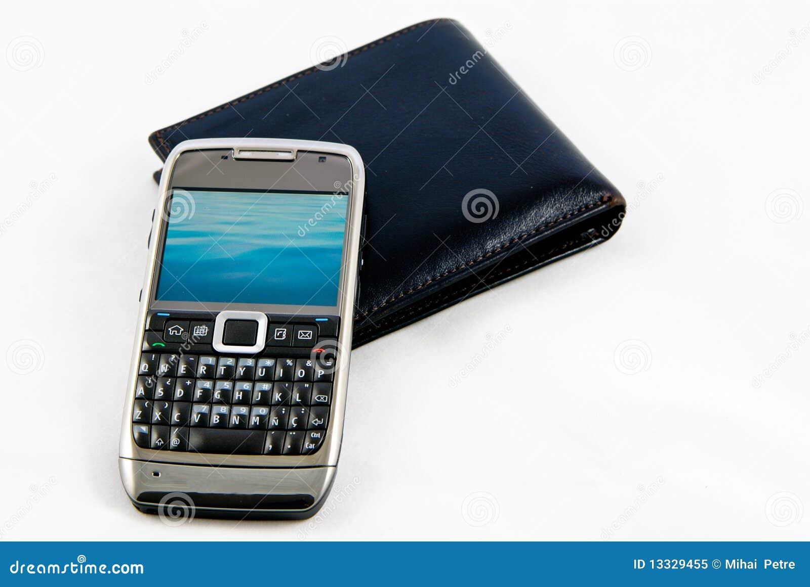 Telefon komórkowy portfel