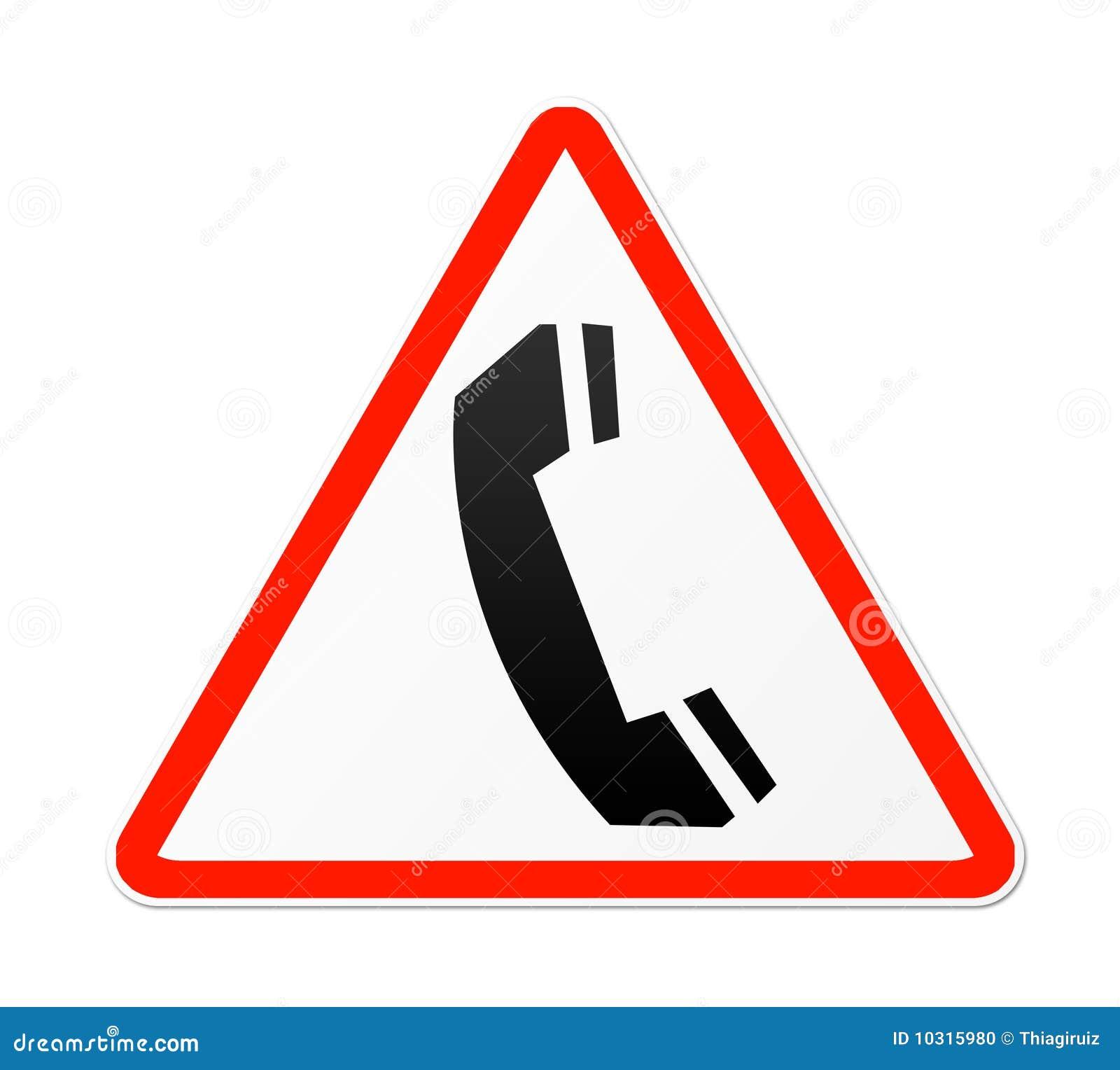 Telefon Zeichen