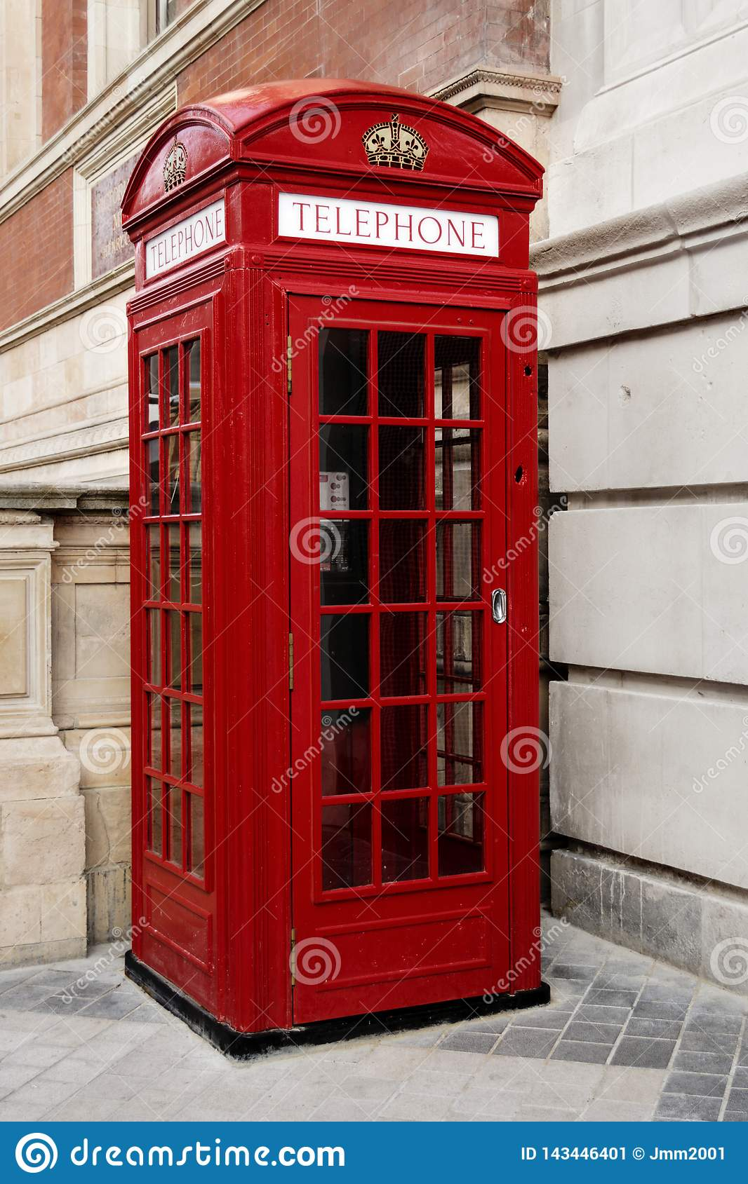 Telefonbås london