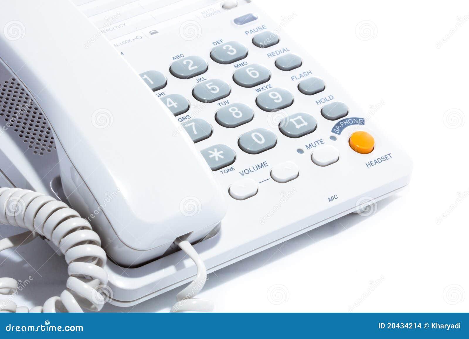 Telefone.