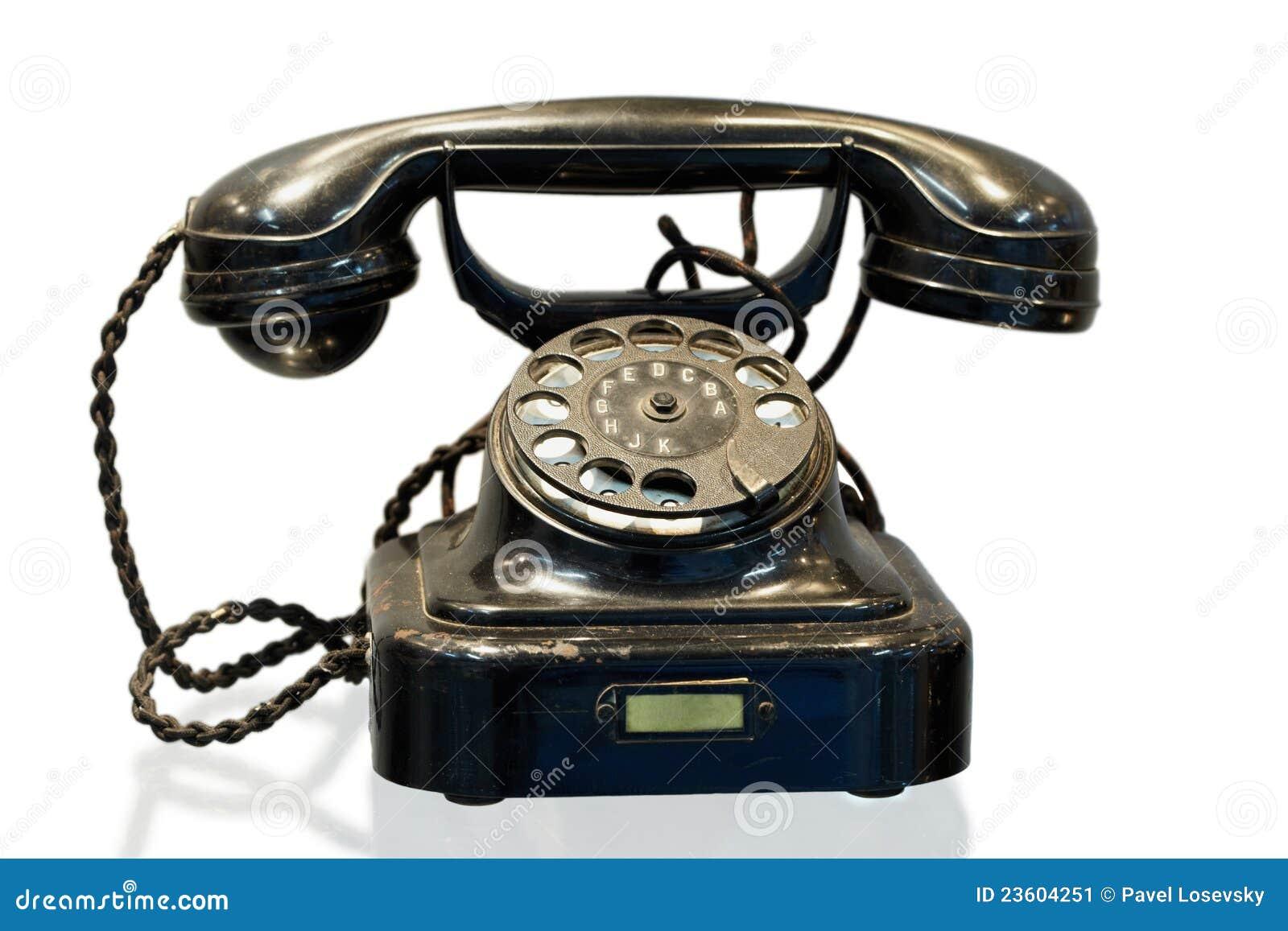 Telefone automático do desktop do sistema da central