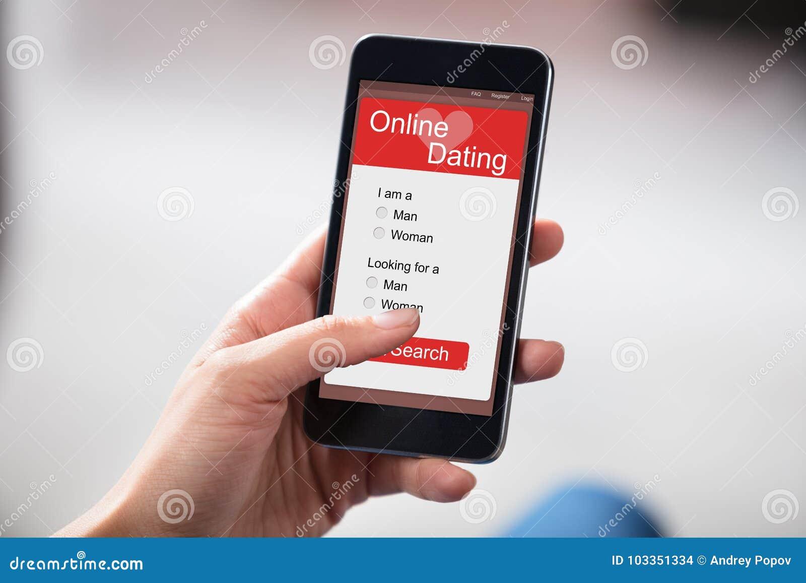 Telefon Dating Woman