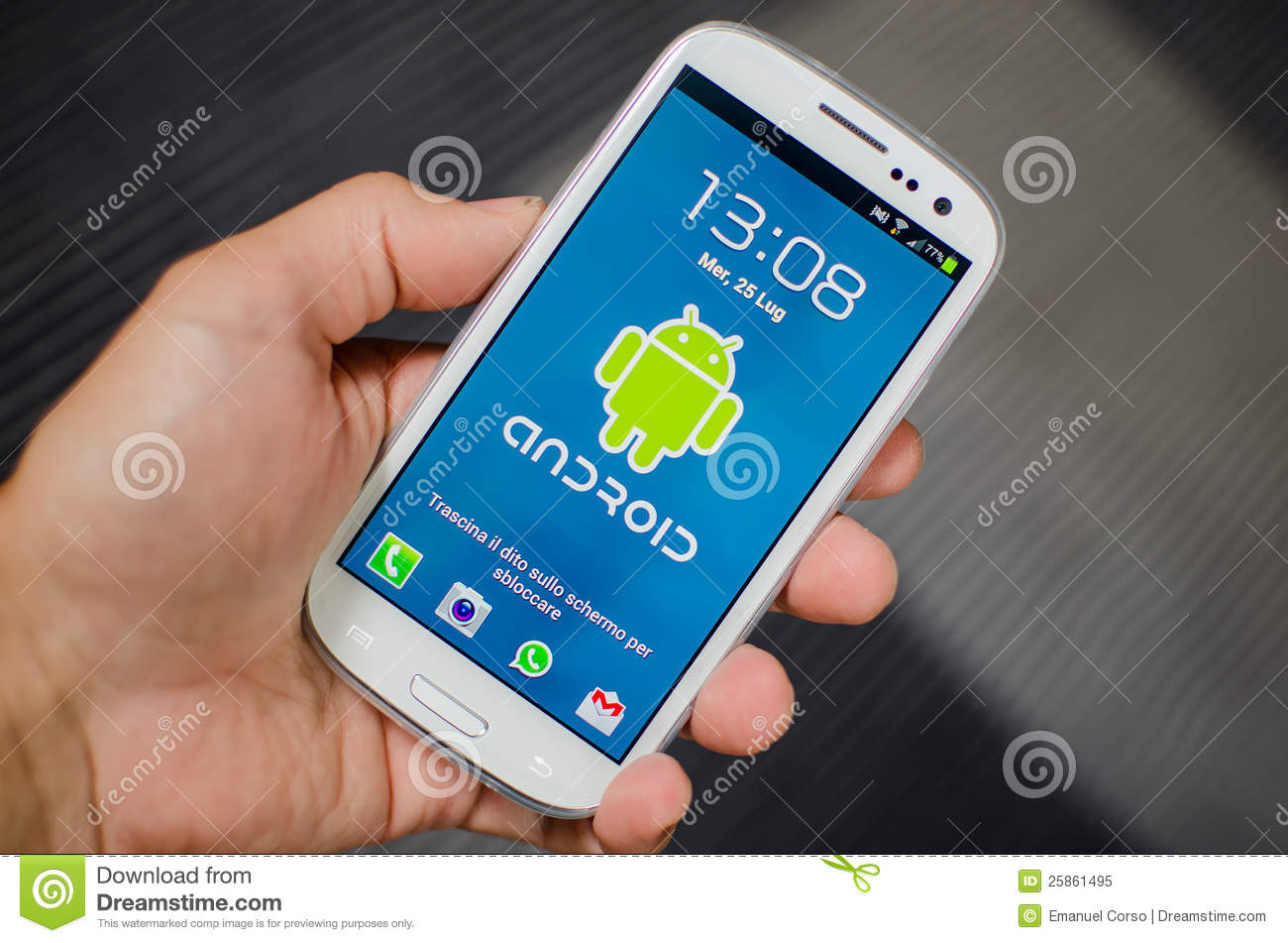 Telefone do Android
