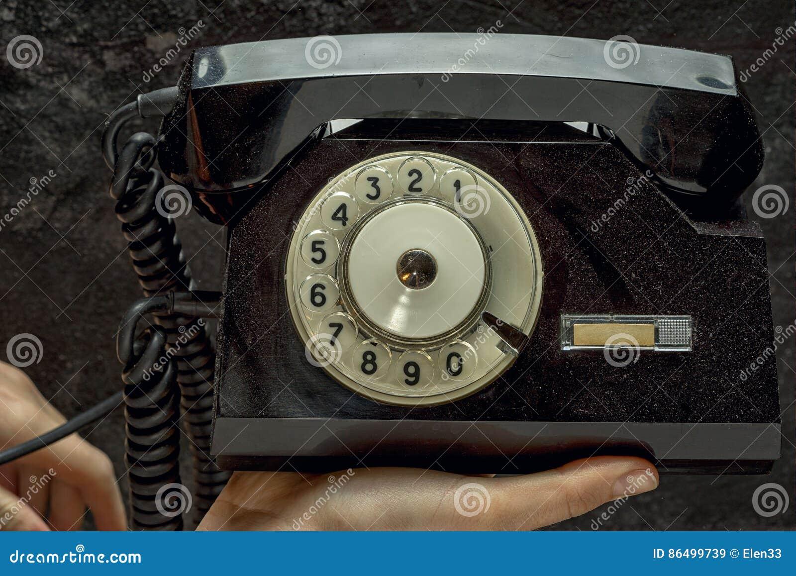 Telefone do disco