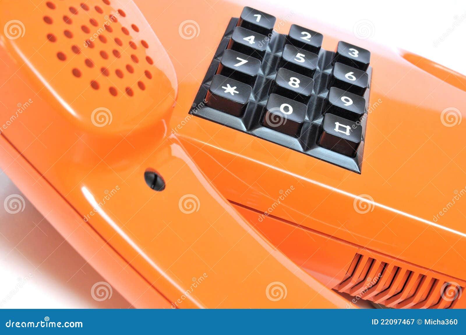 Telefone dos anos 80