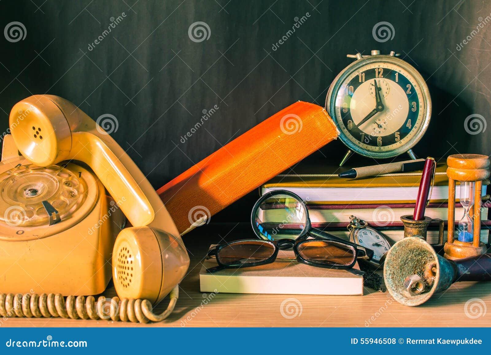 Telefone e estacionário