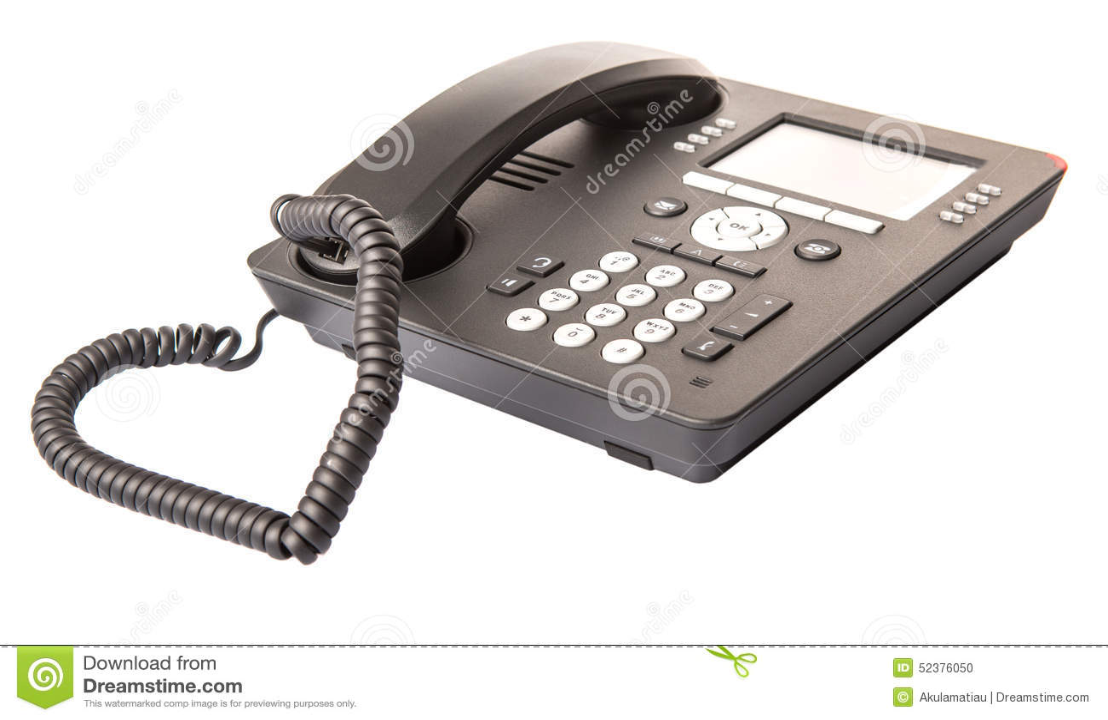 Telefone moderno II do Desktop