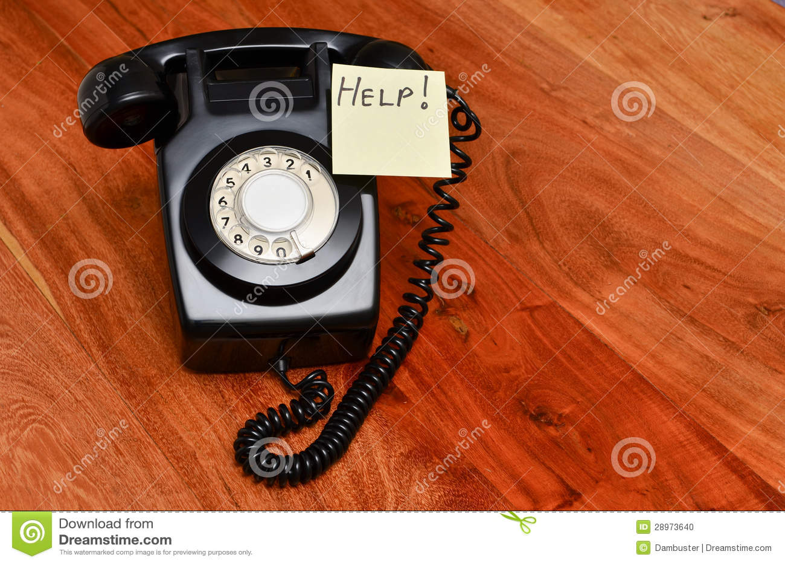 Telefoniczny poparcie