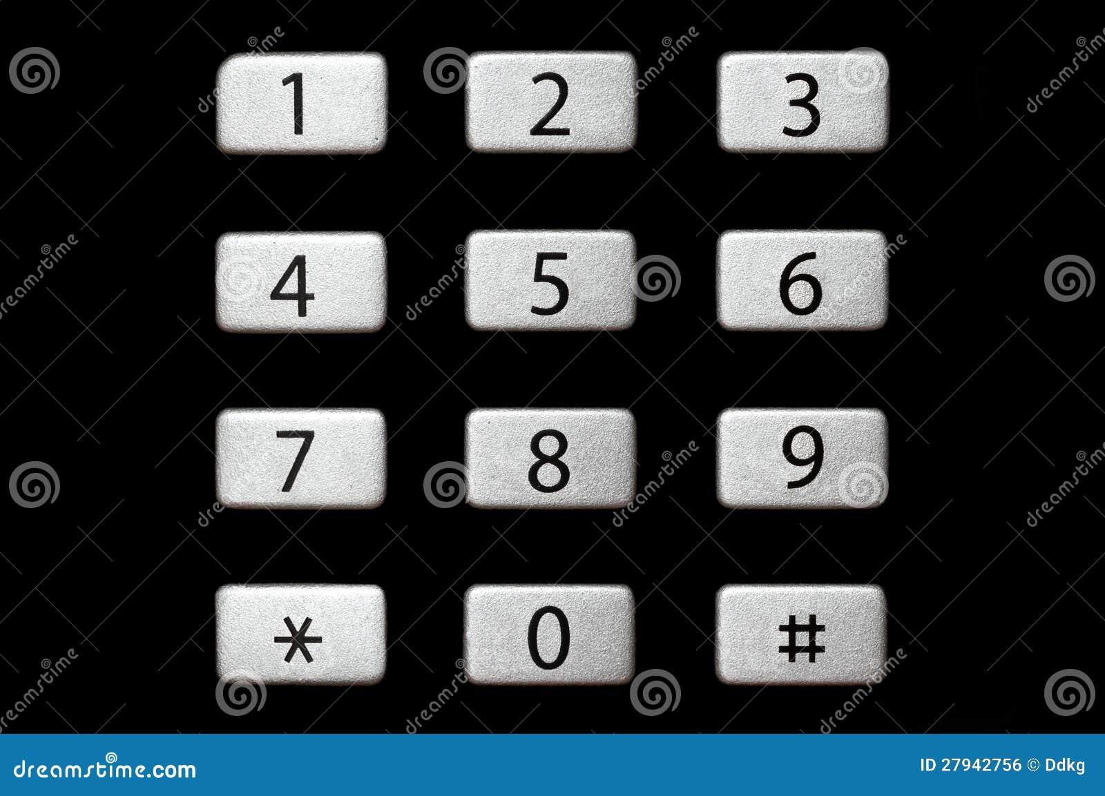 Telefon Nummern