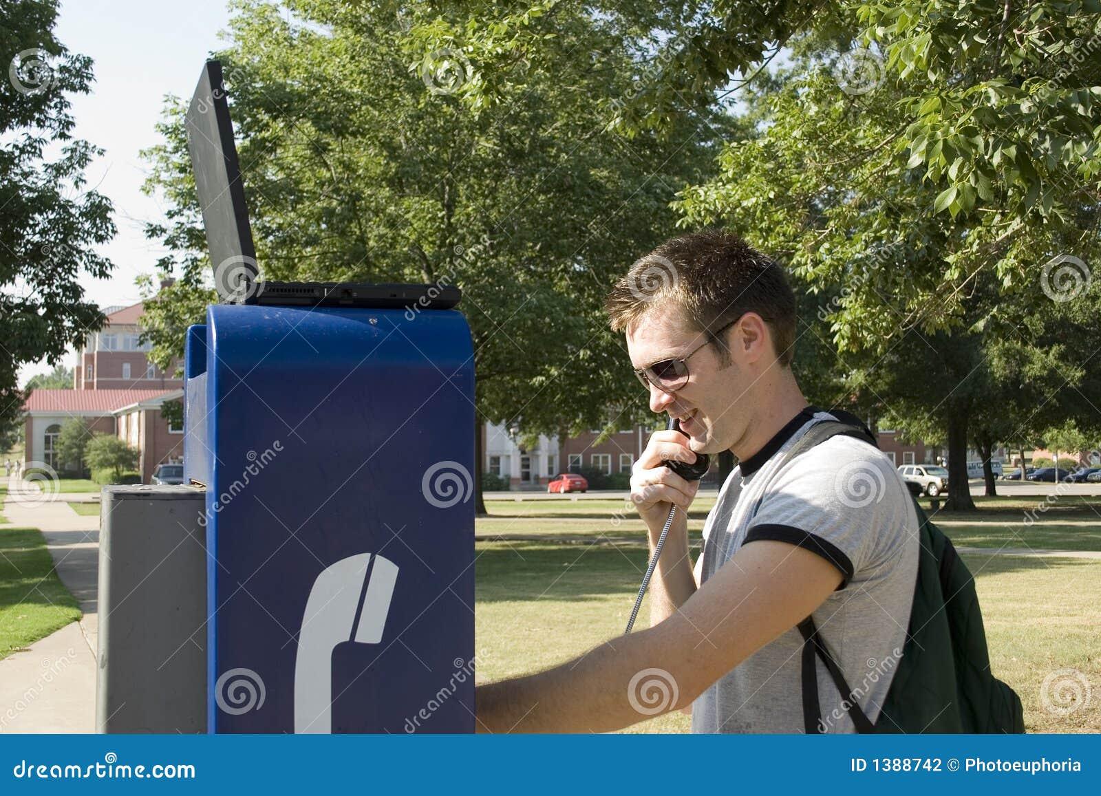 Telefono della città universitaria