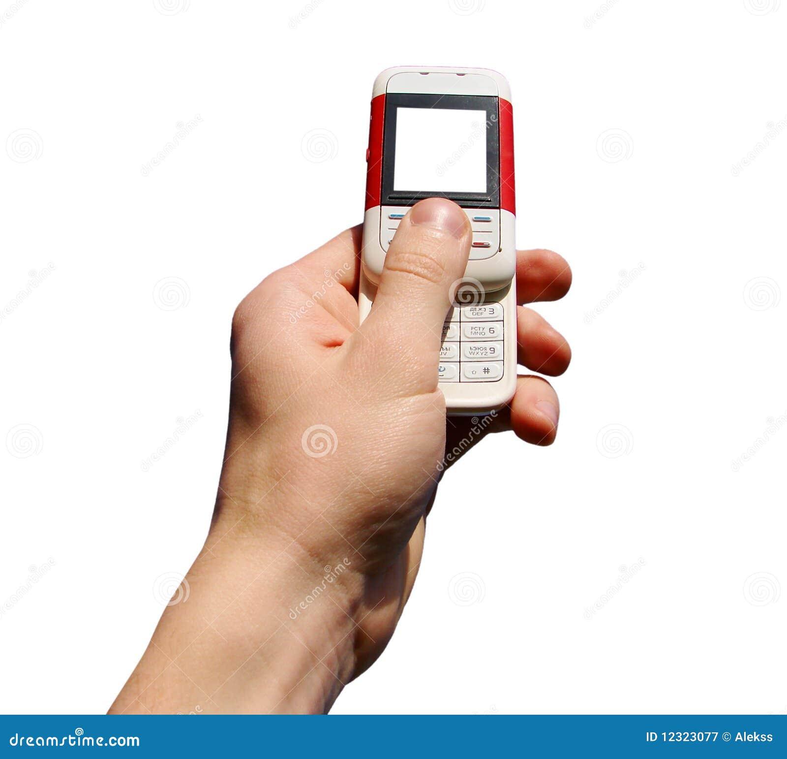 Telefono mobile immagine stock immagine di globale for Mobile telefono