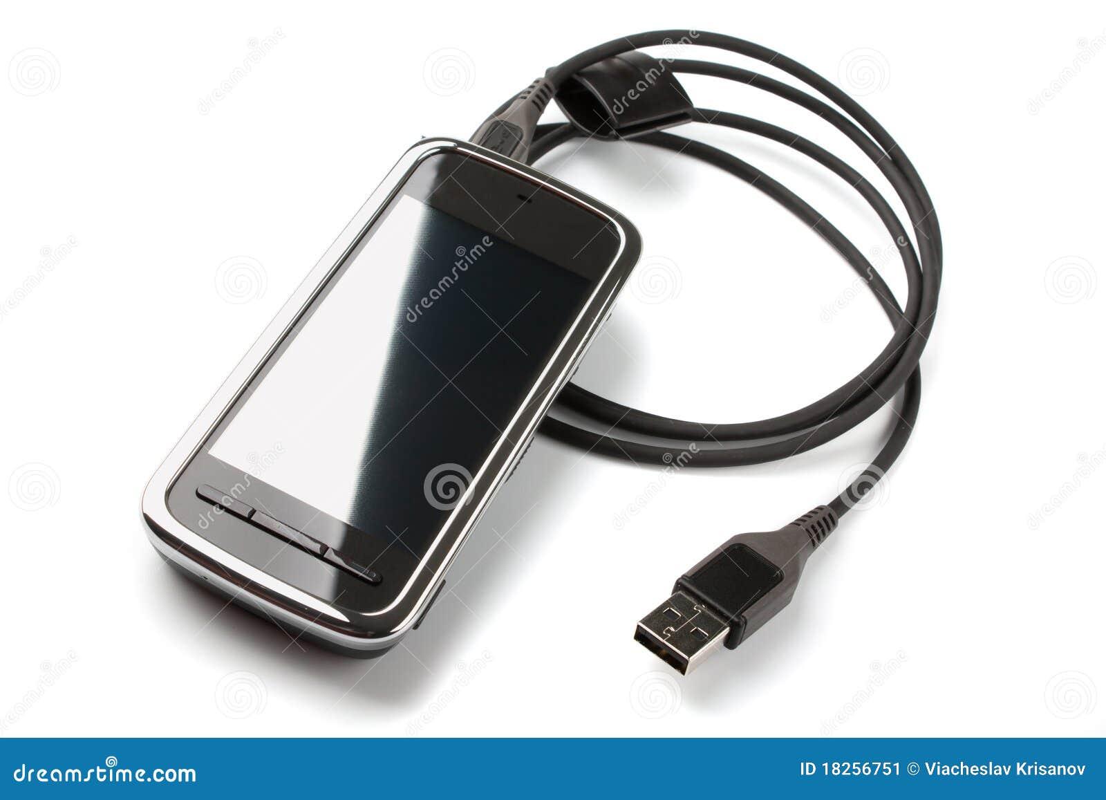 Telefono mobile immagine stock immagine di assistente for Mobile telefono