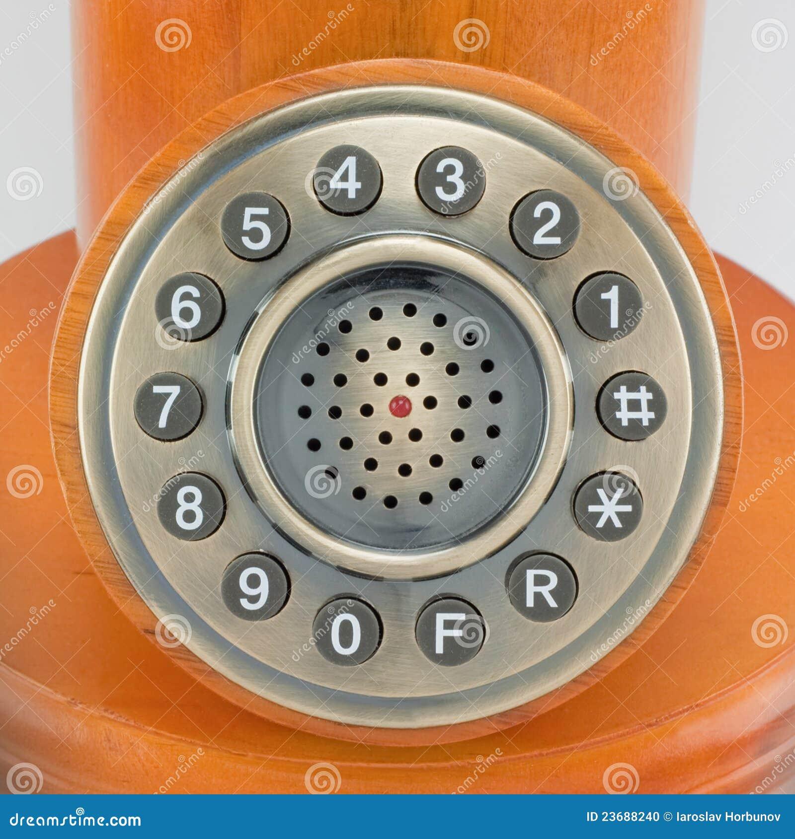 Telefonu stary styl
