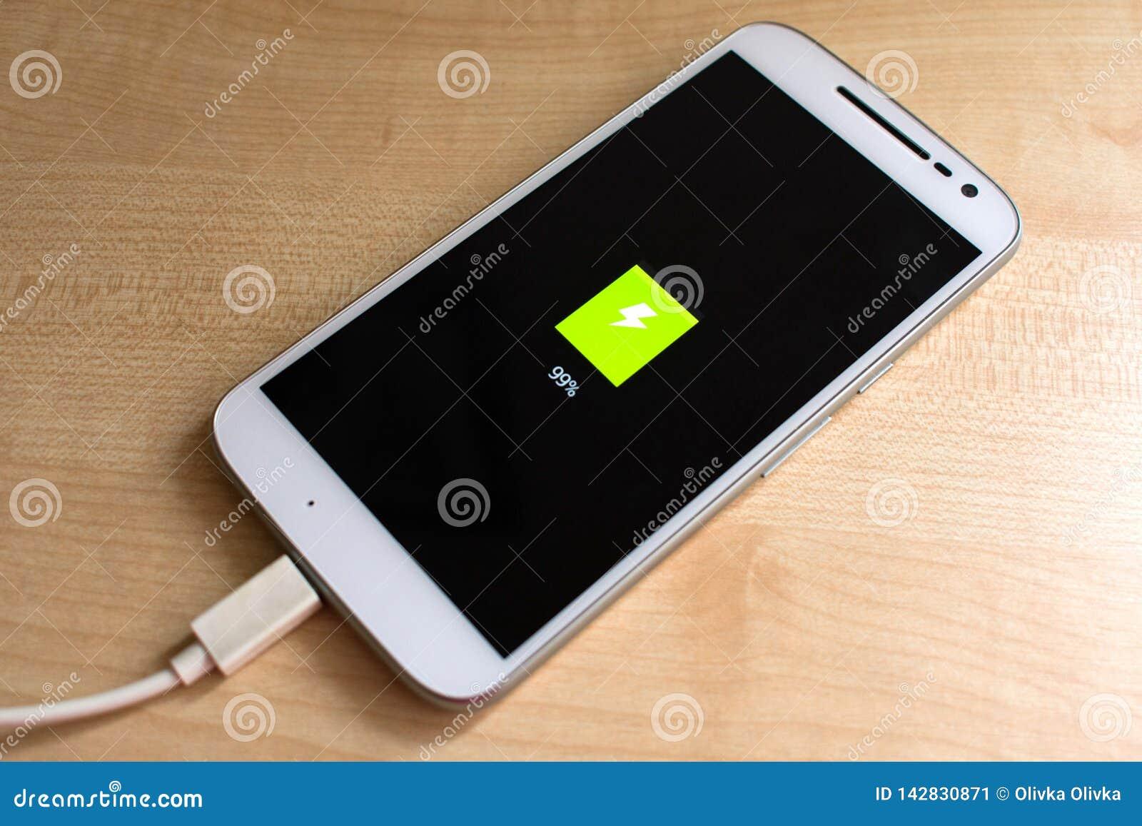 Telefonuppladdning