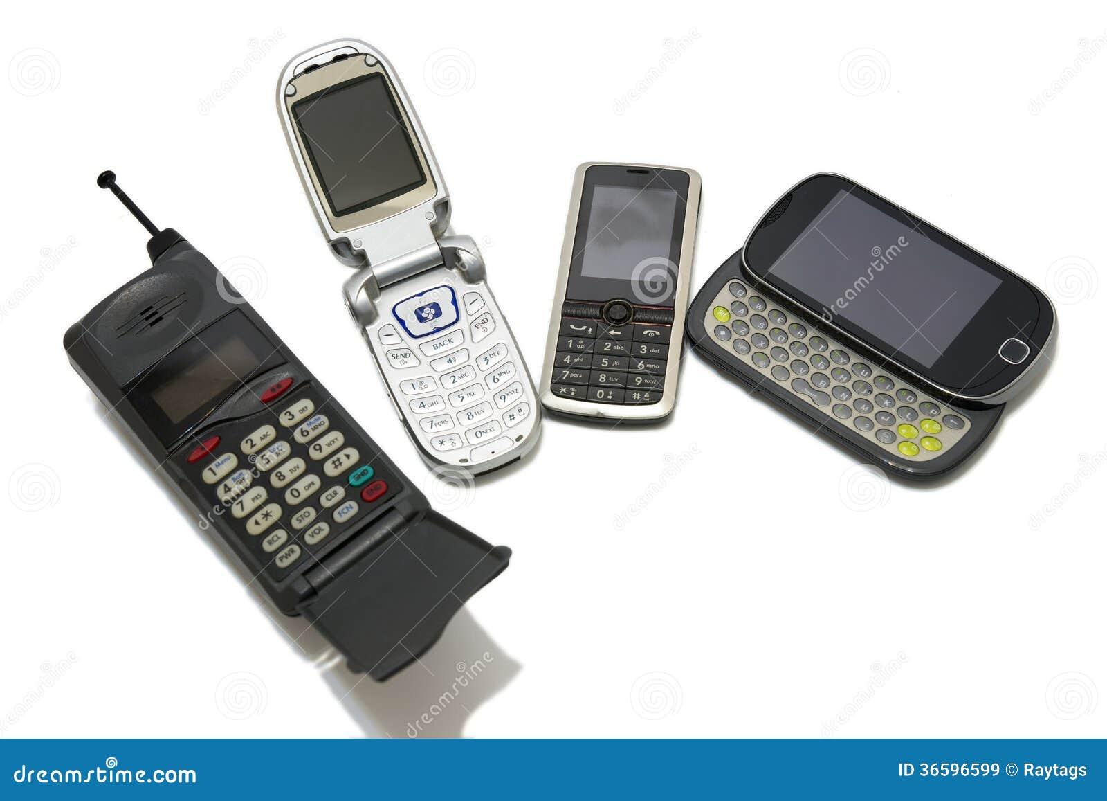 Telefony komórkowi