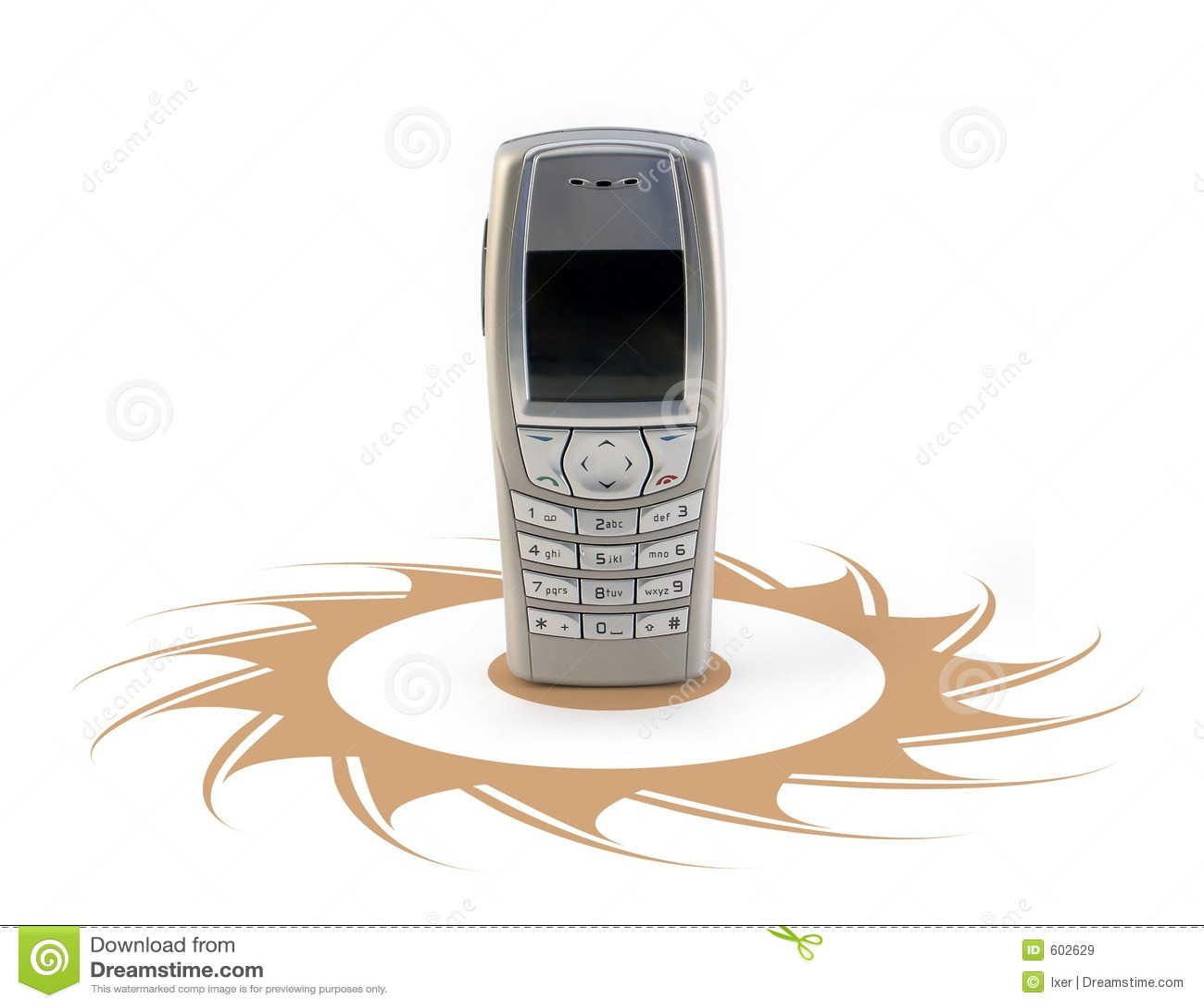 Telefoon 03 van de cel