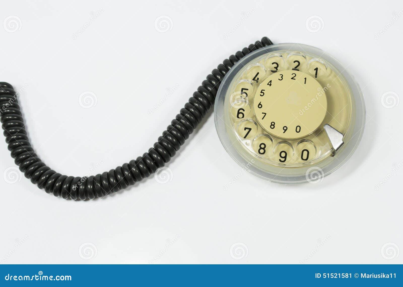 Telefoon dialer wijnoogst
