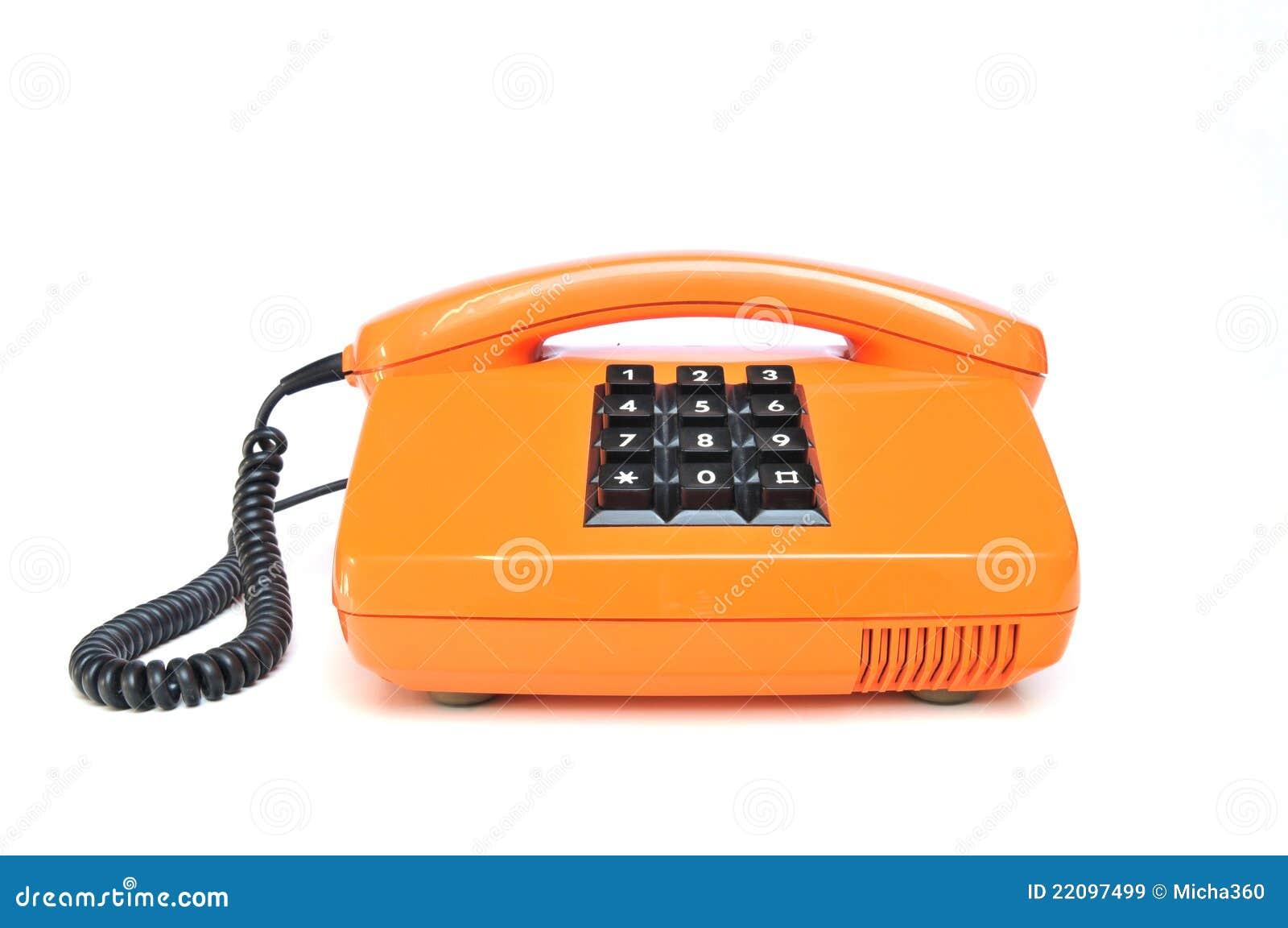 Telefoon van de jaren  80