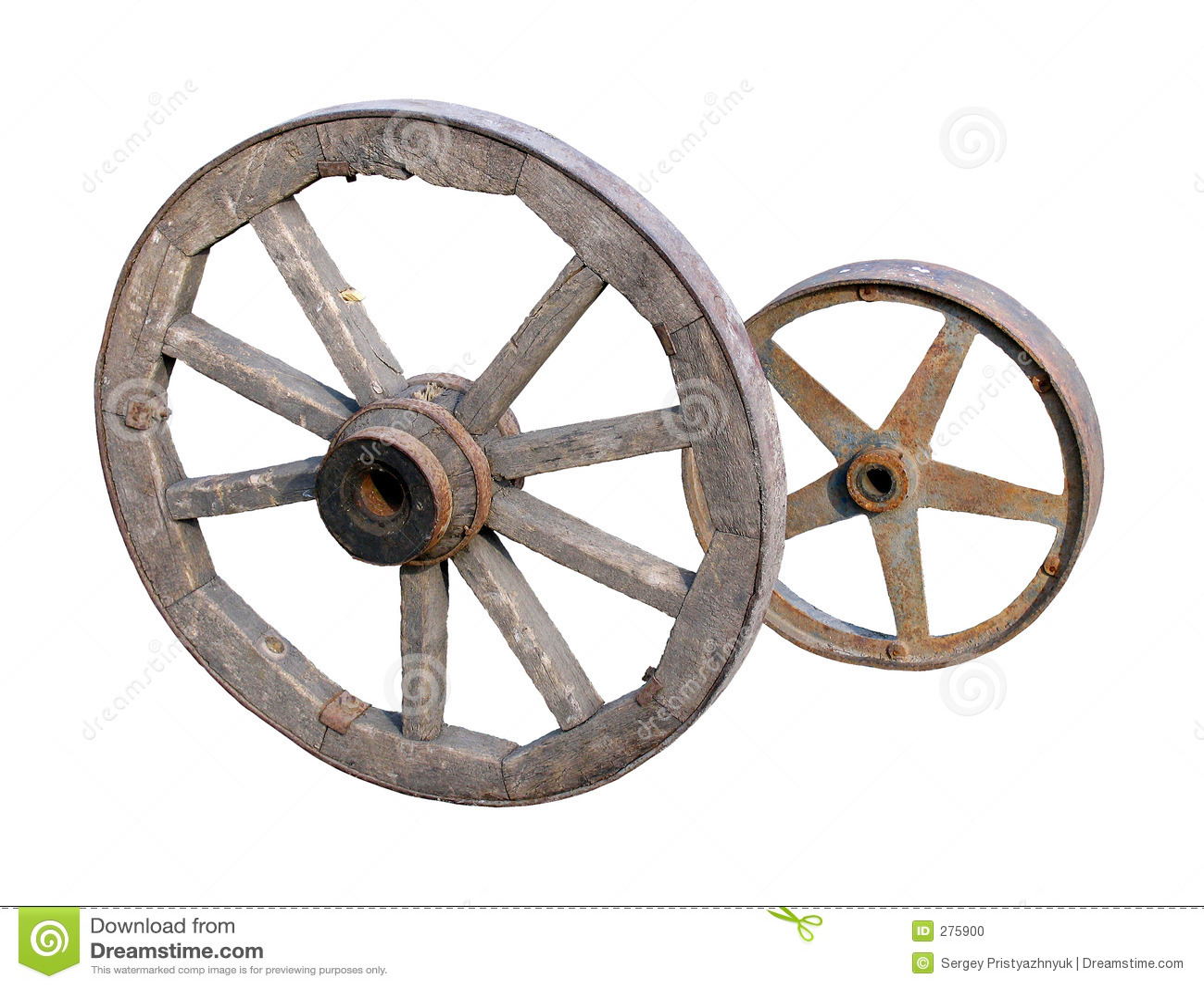 Telegaen wheels white