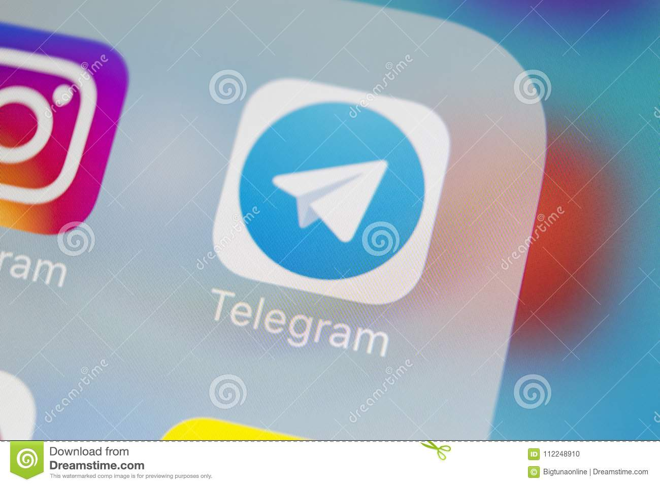 download telegram apple store