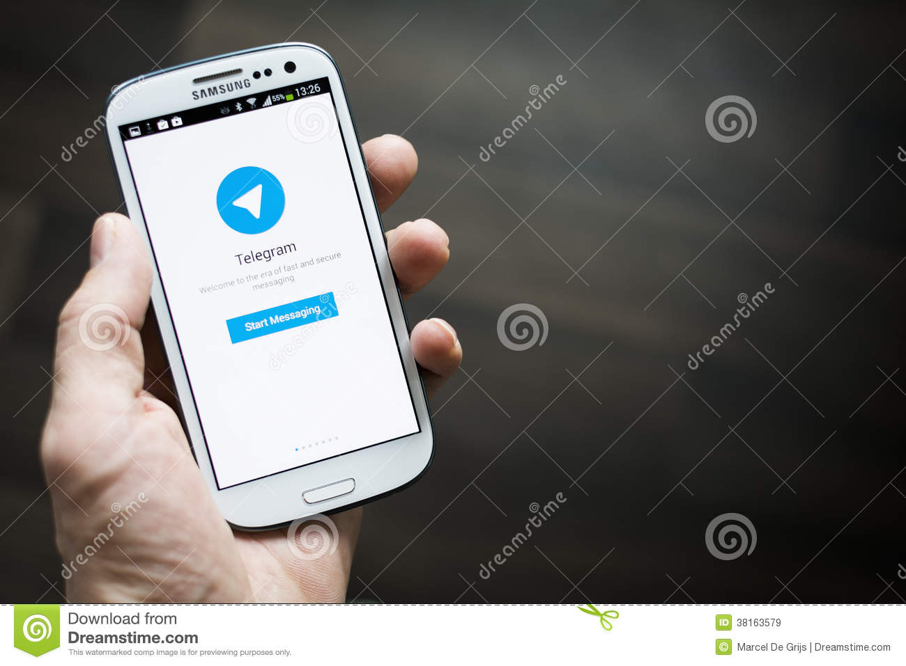 how to download all photos from telegram