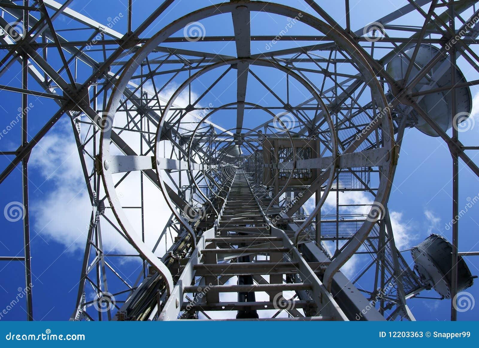Telekommunikations-Kontrollturm 6