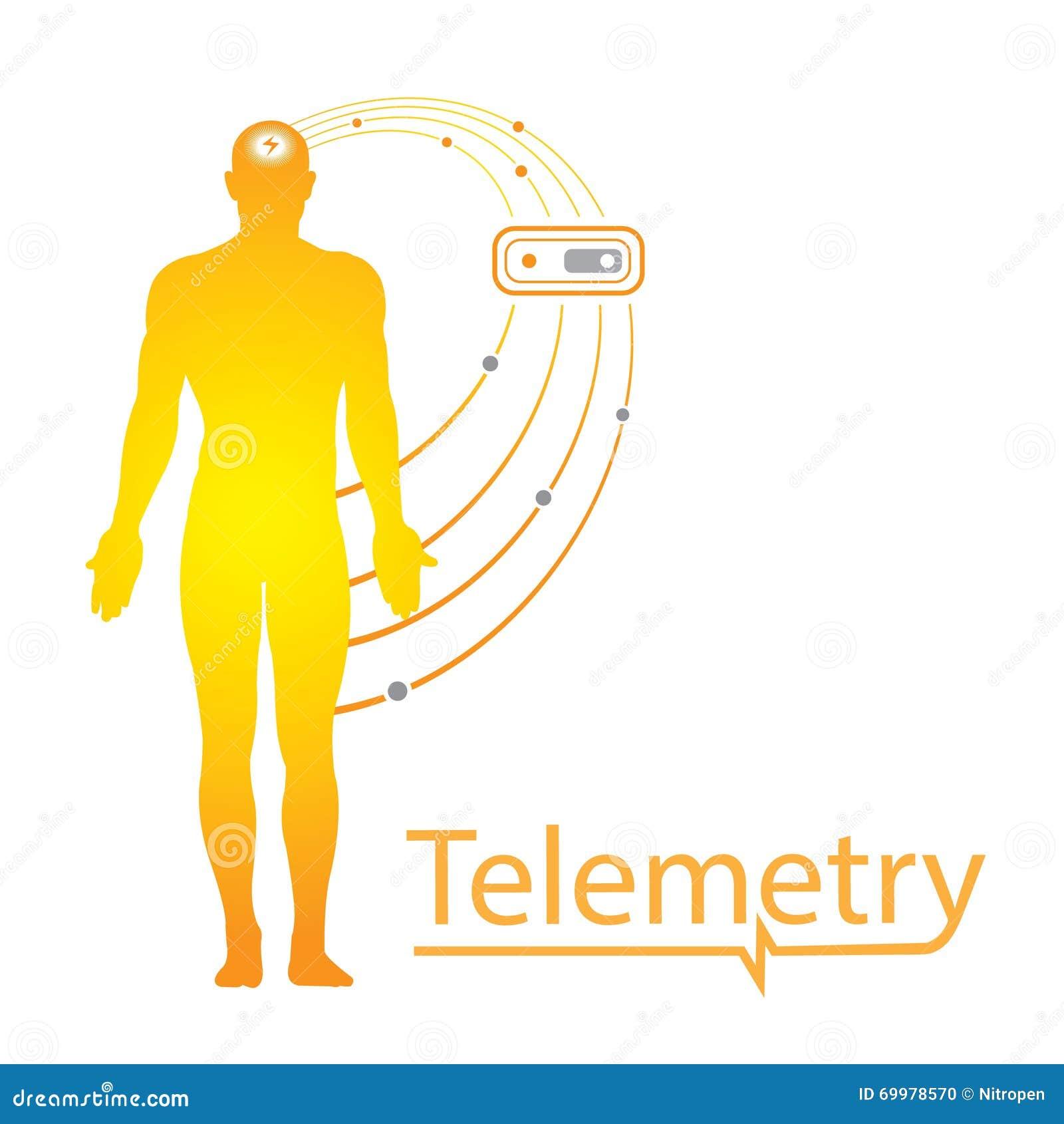 Telemetry Test logo icon