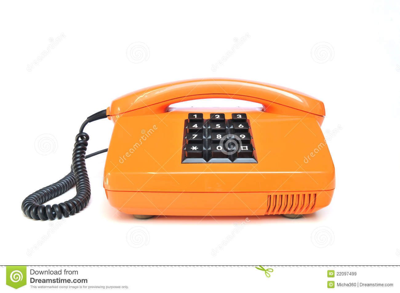 Telephone from the 80s