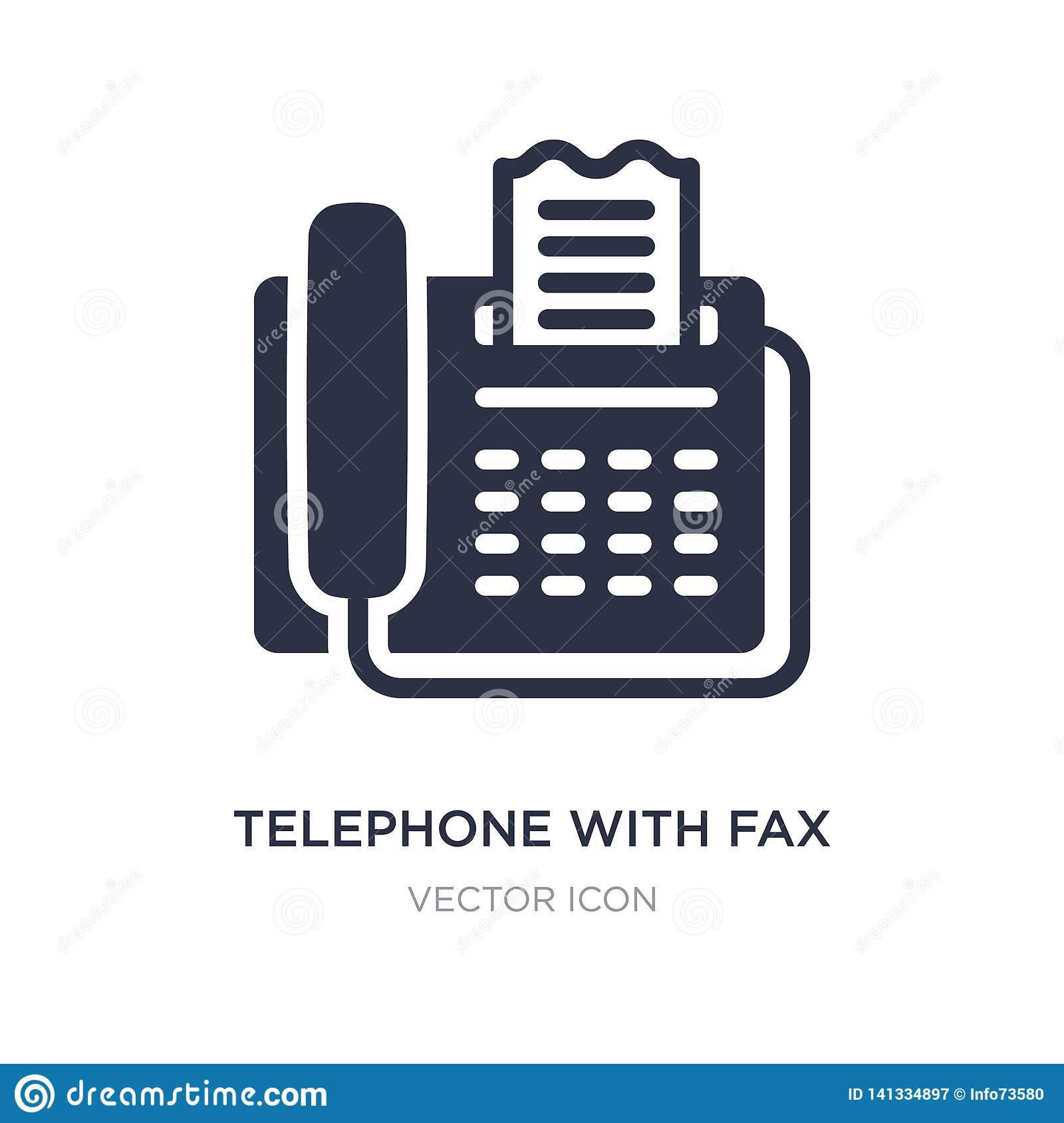 Download Fax Vector Logo