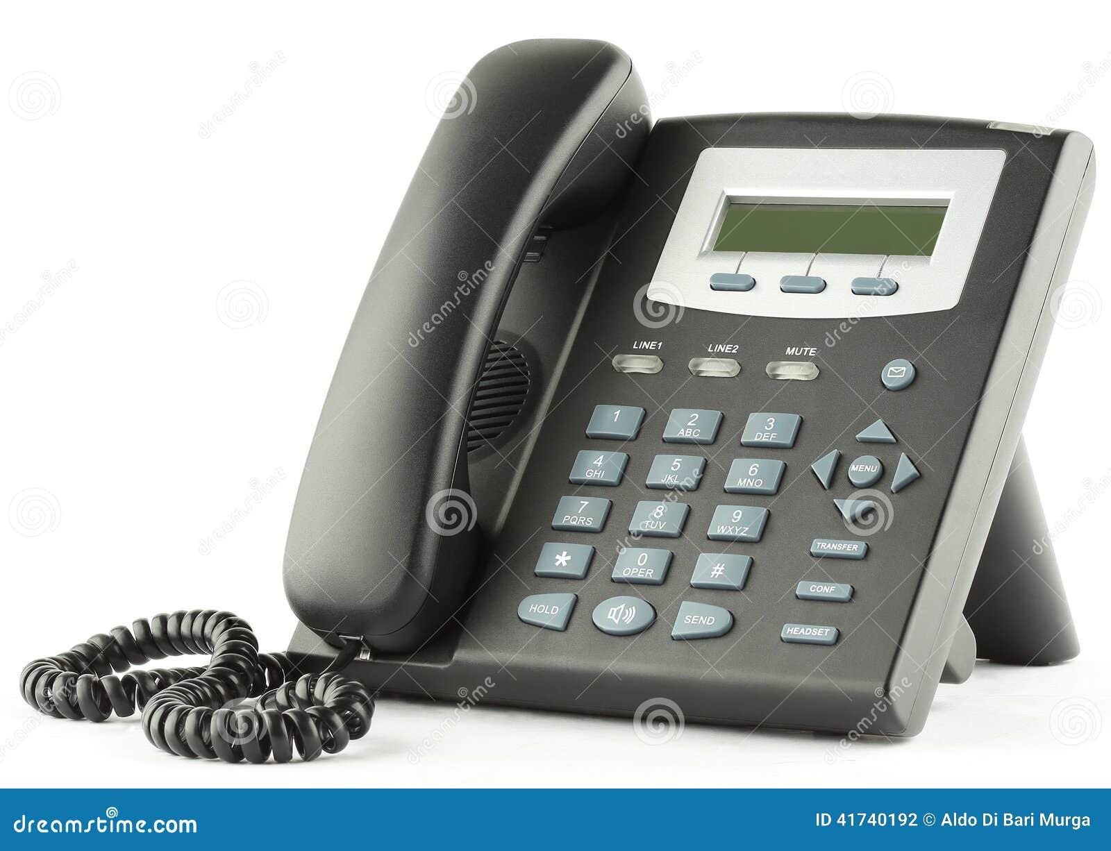 Download Telephone stock photo. Image of cocomunicaciones, black - 41740192