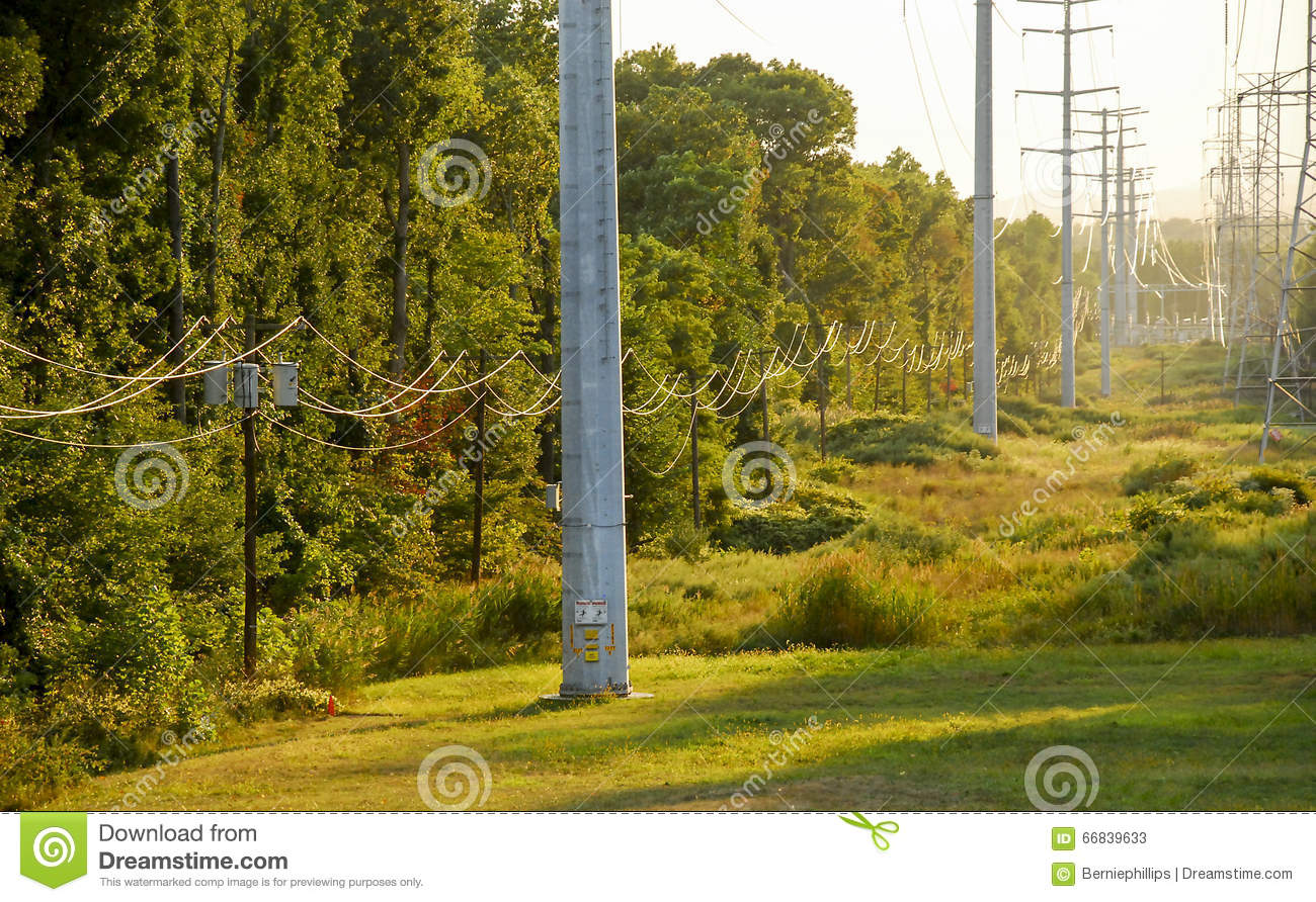 telephone poles with wires royalty free stock photo Telephone Poll Utility Pole