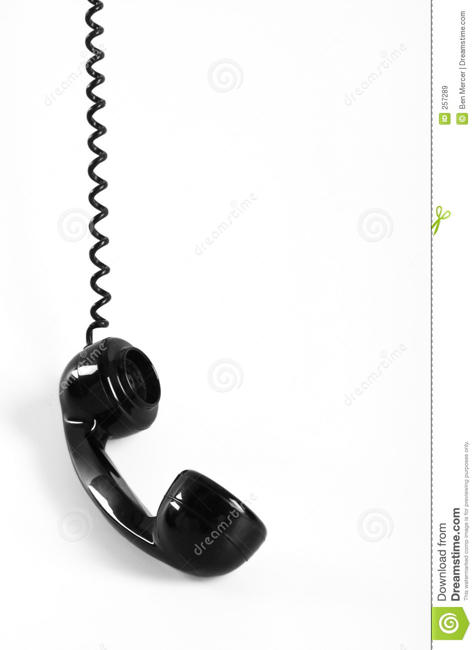Telephone Receiver Royalty Free Stock Images Image 257289