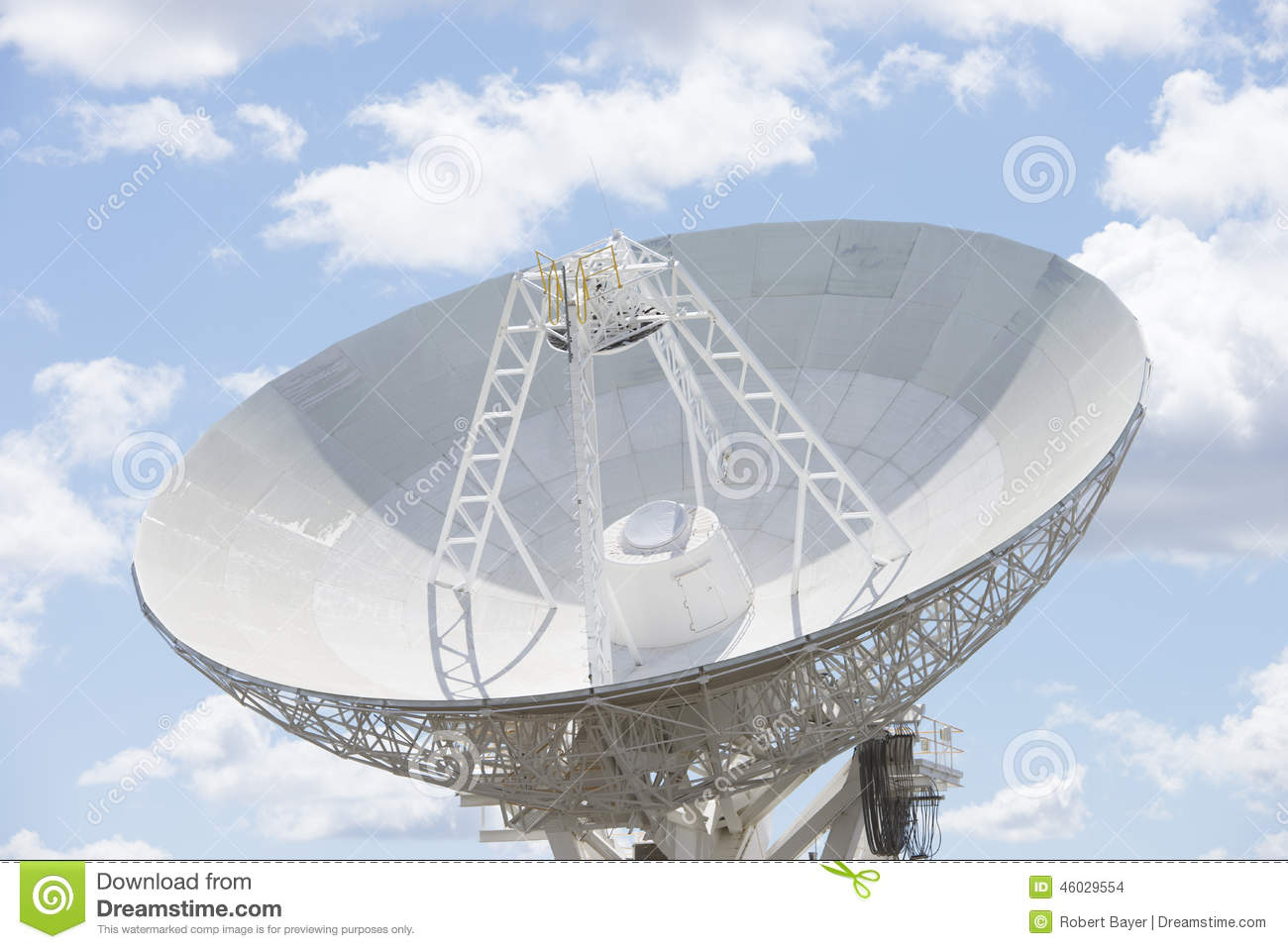 Telescope dish for astronomical science